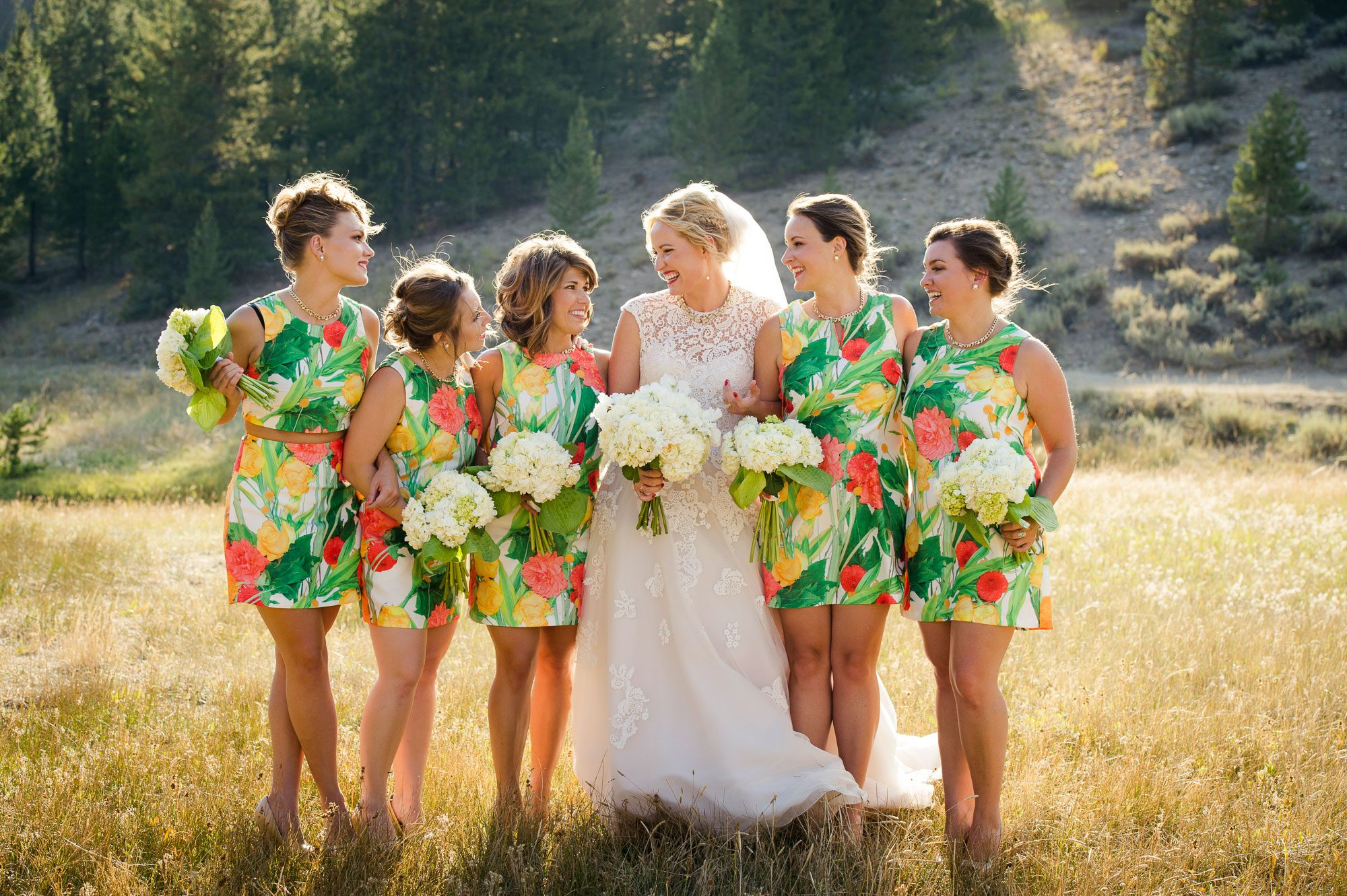 A Fun Rocky Mountain Wedding in Idaho