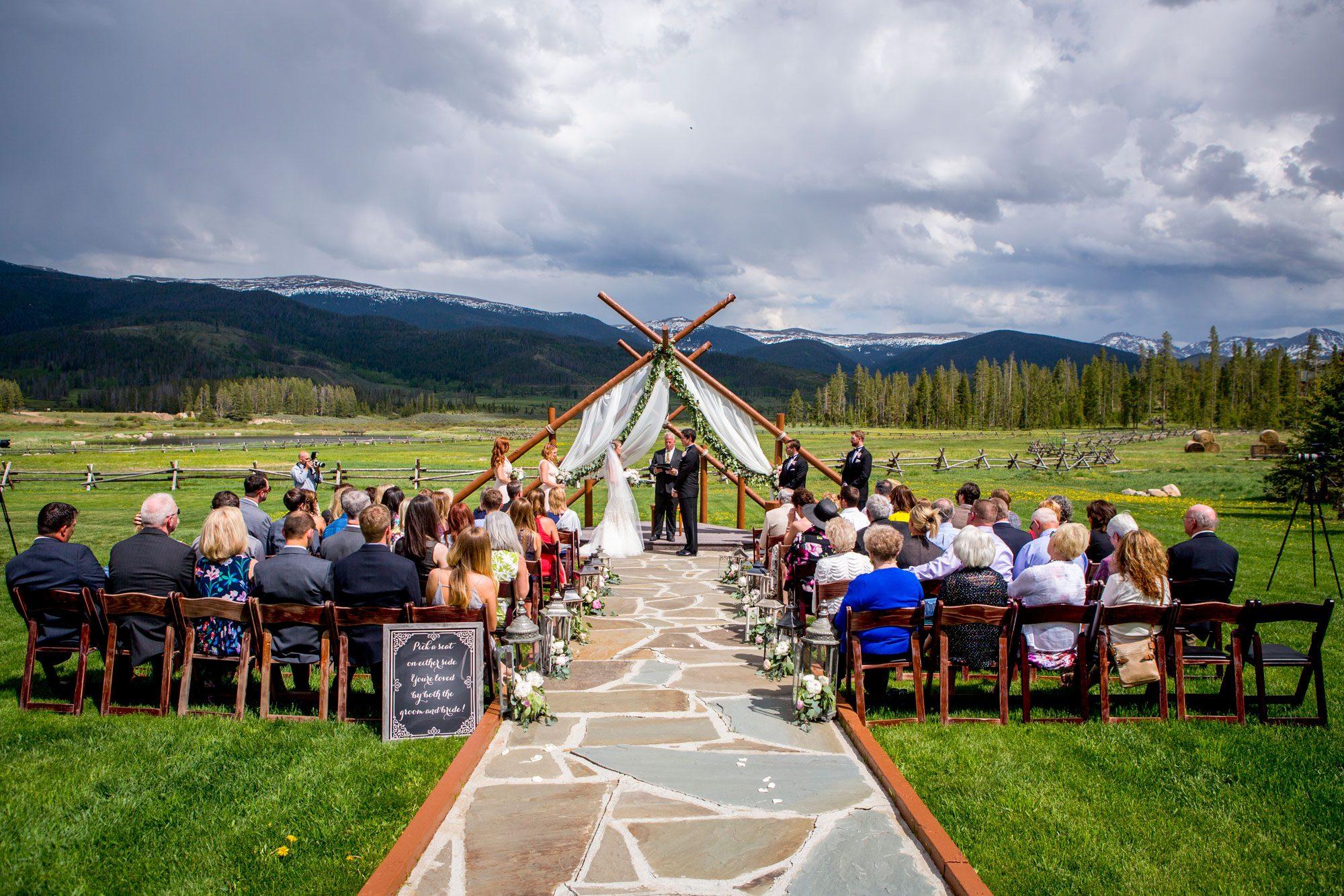 A Magical Colorado Ranch Wedding