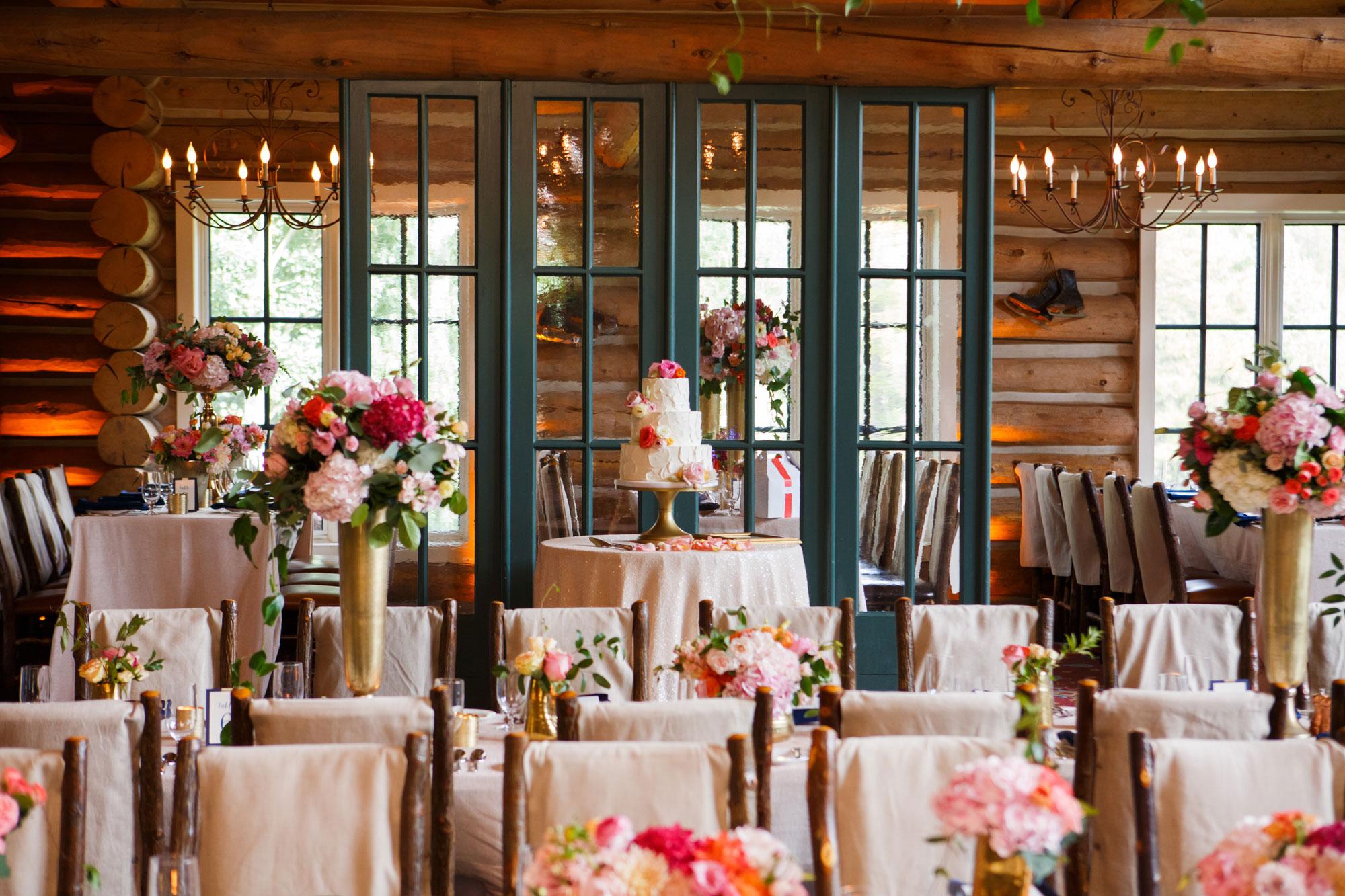 An Elegant Mountain Wedding in Beaver Creek, Colorado