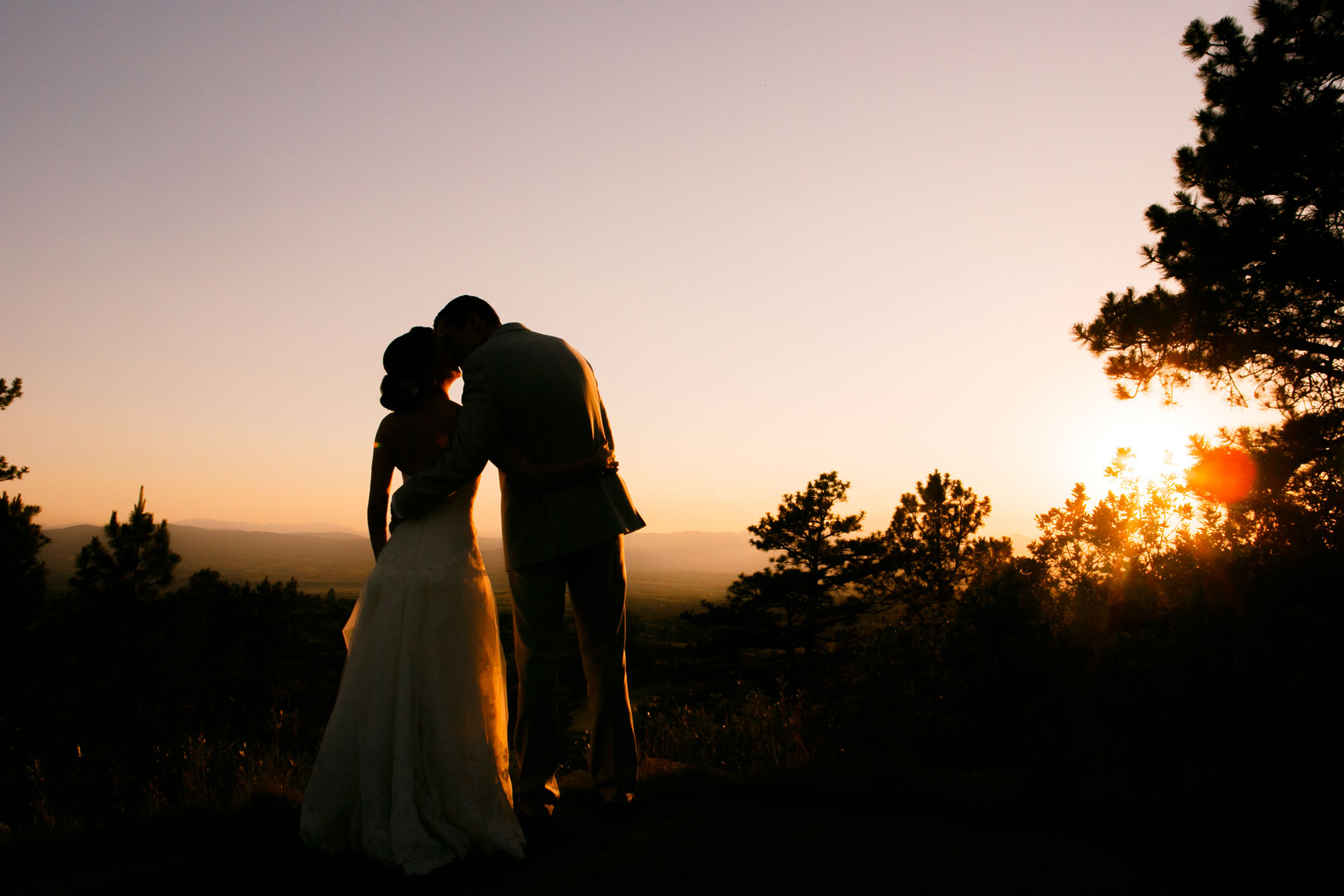 A Classic Wedding in the Foothills of the Colorado Rockies