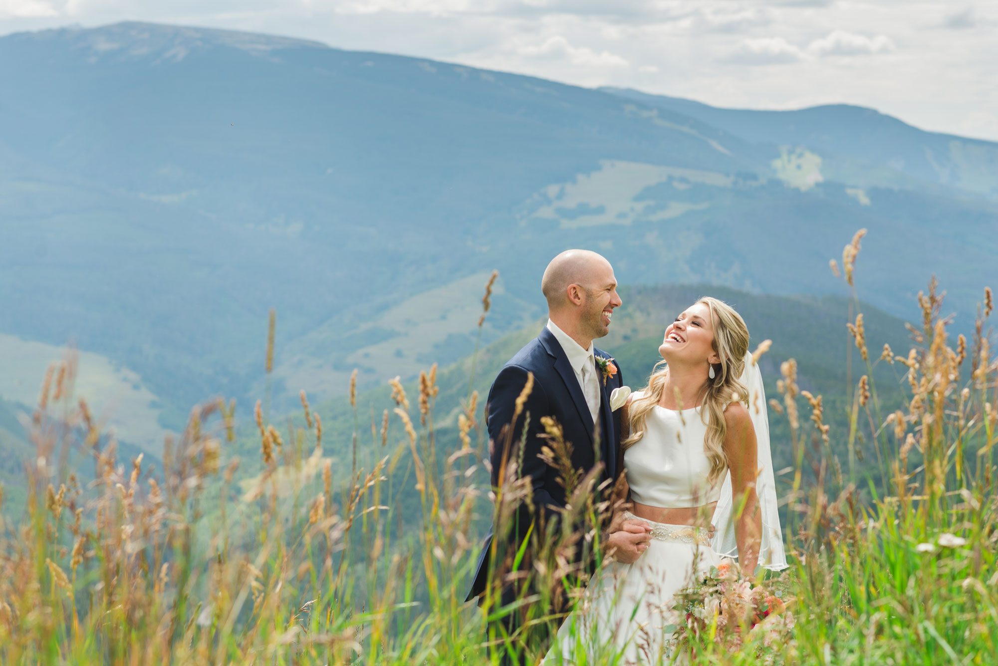 A Mountain Destination Wedding in Vail, Colorado