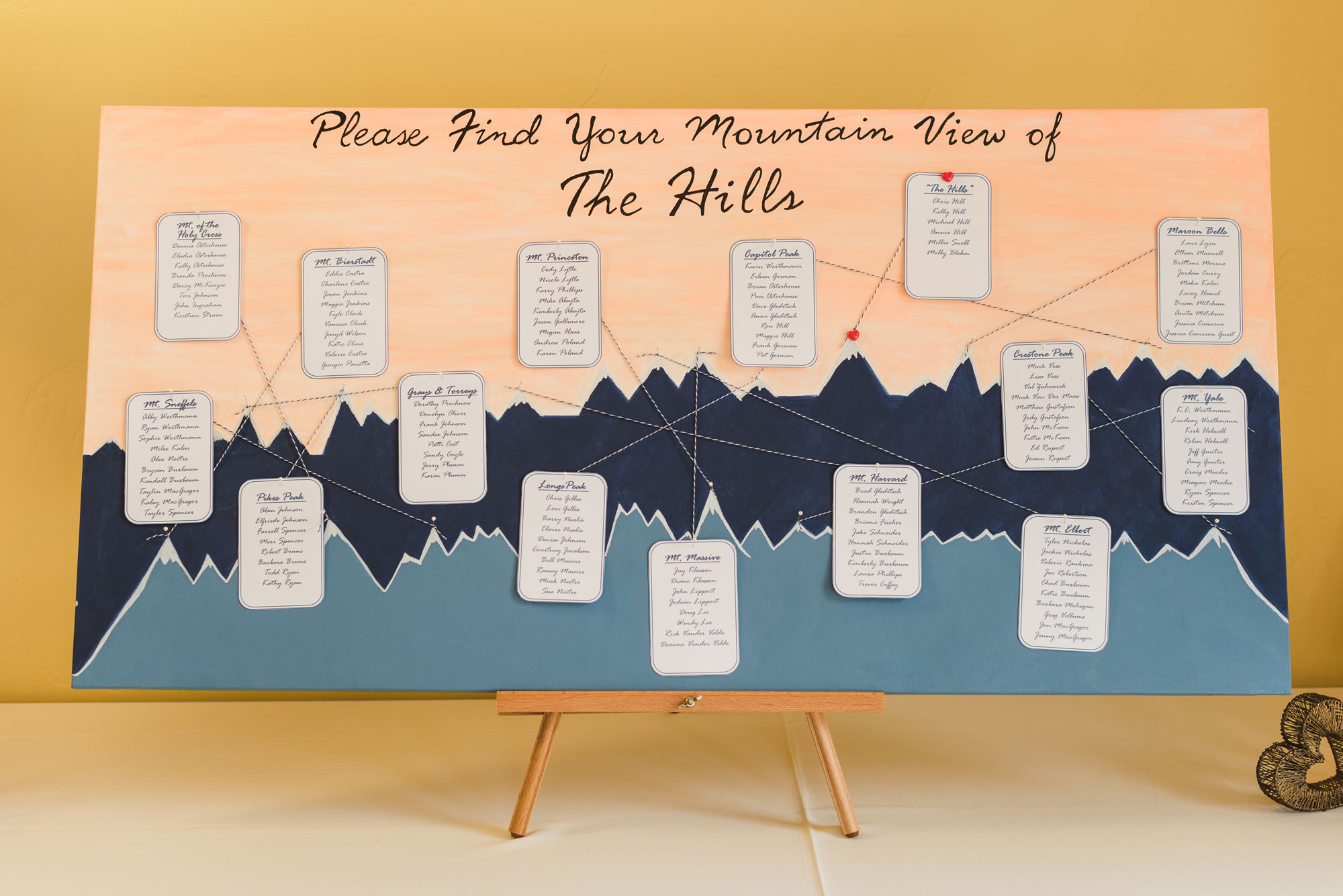 A Mountain Destination Wedding in Vail, Colorado