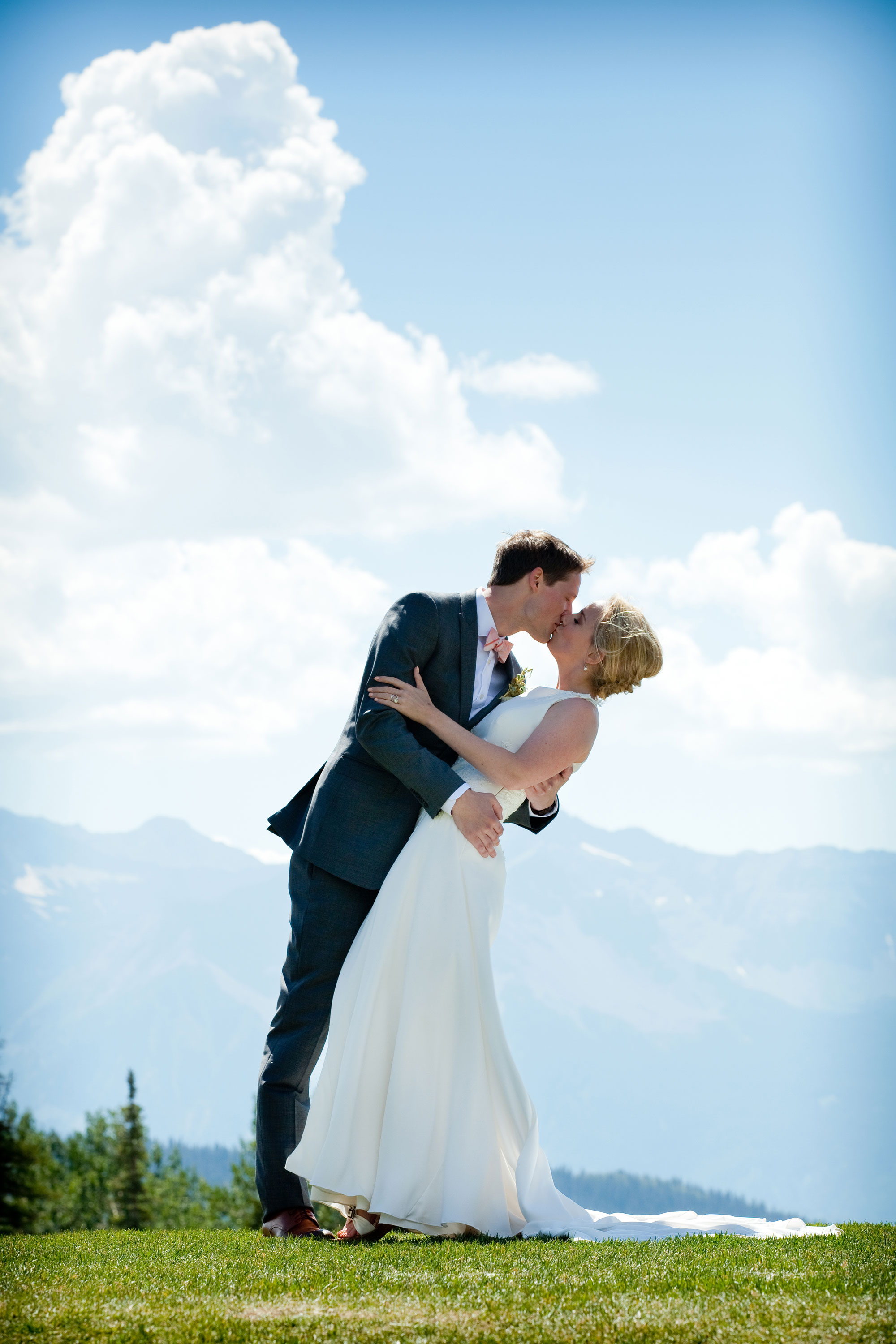 A Mountain Destination Wedding in Telluride, Colorado