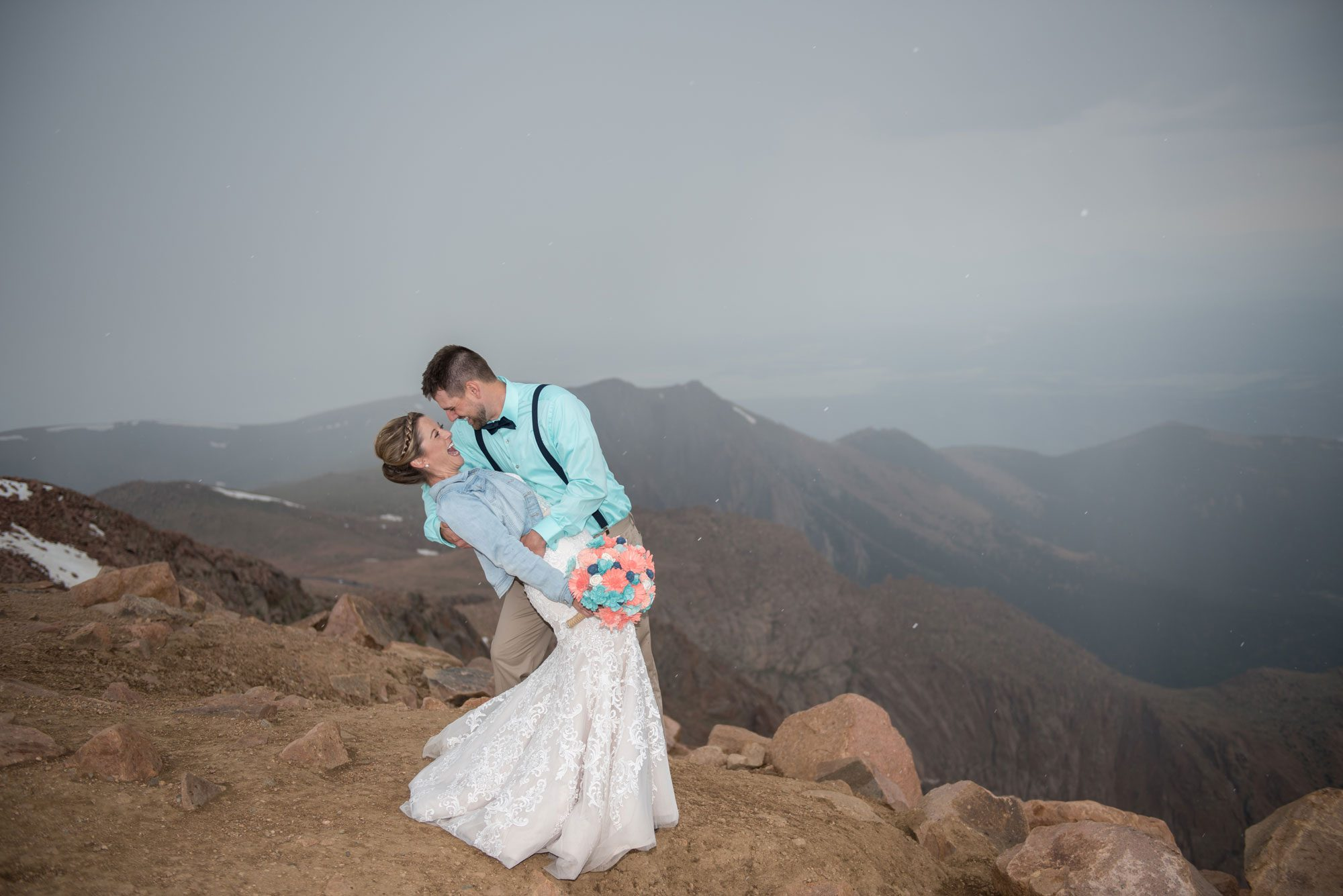A Four Day Adventure Wedding in Colorado Springs from Tina Joiner Photography
