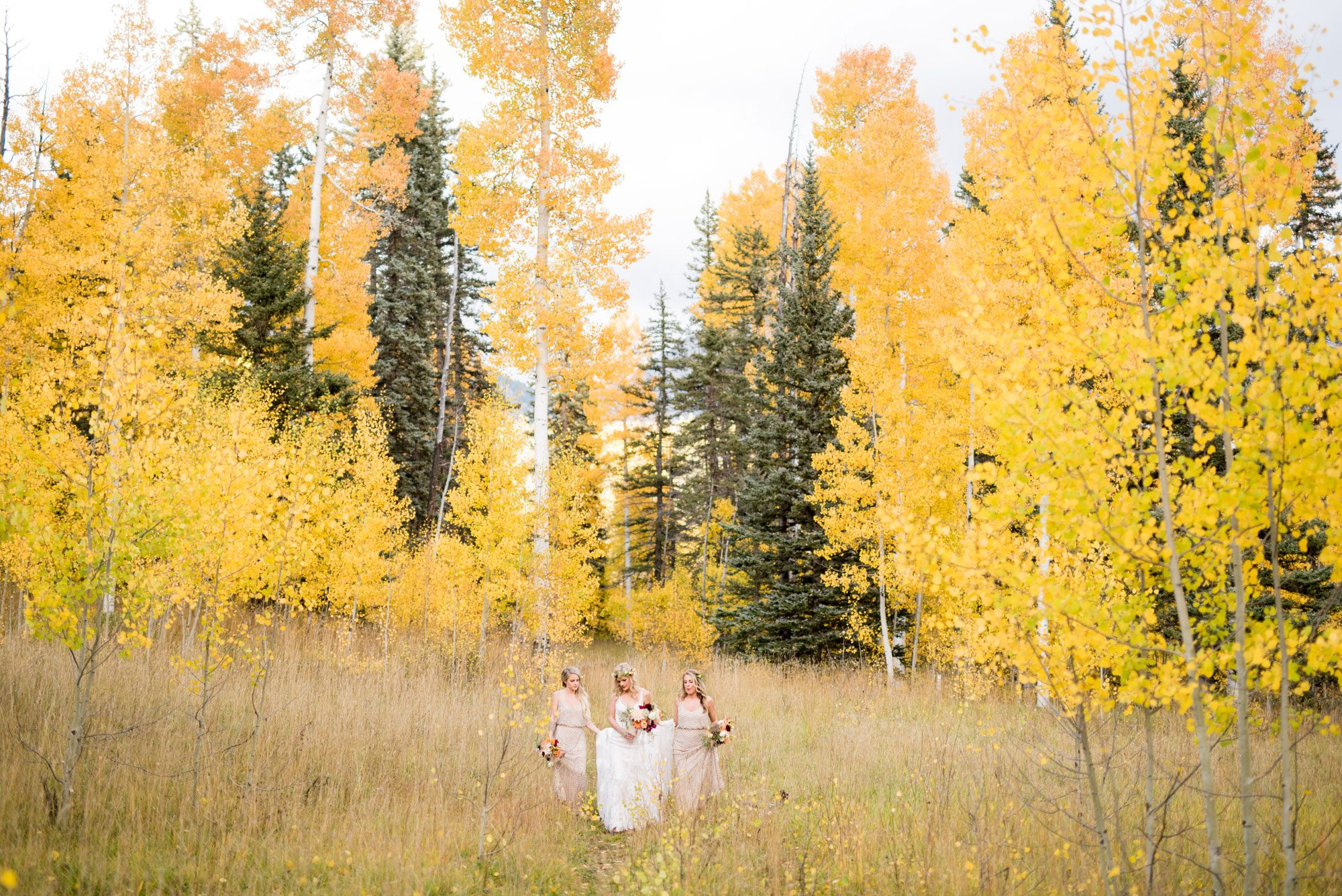 A Fall Rocky Mountain Wedding in Durango, Colorado