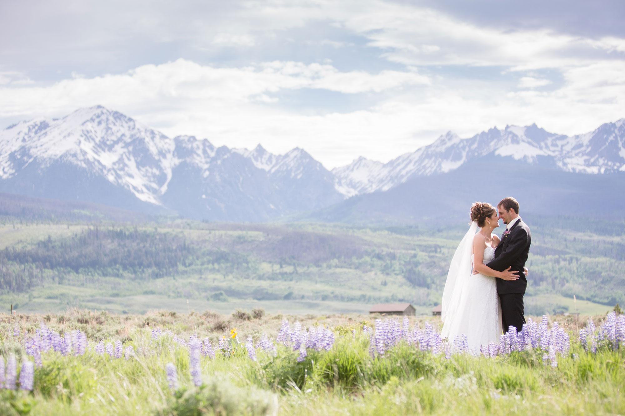 Sam & Kyle's Wedding at the Silverthorne Pavilion, Colorado