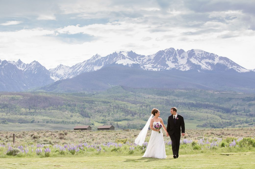 A Mountain Wedding in Silverthorne, Colorado