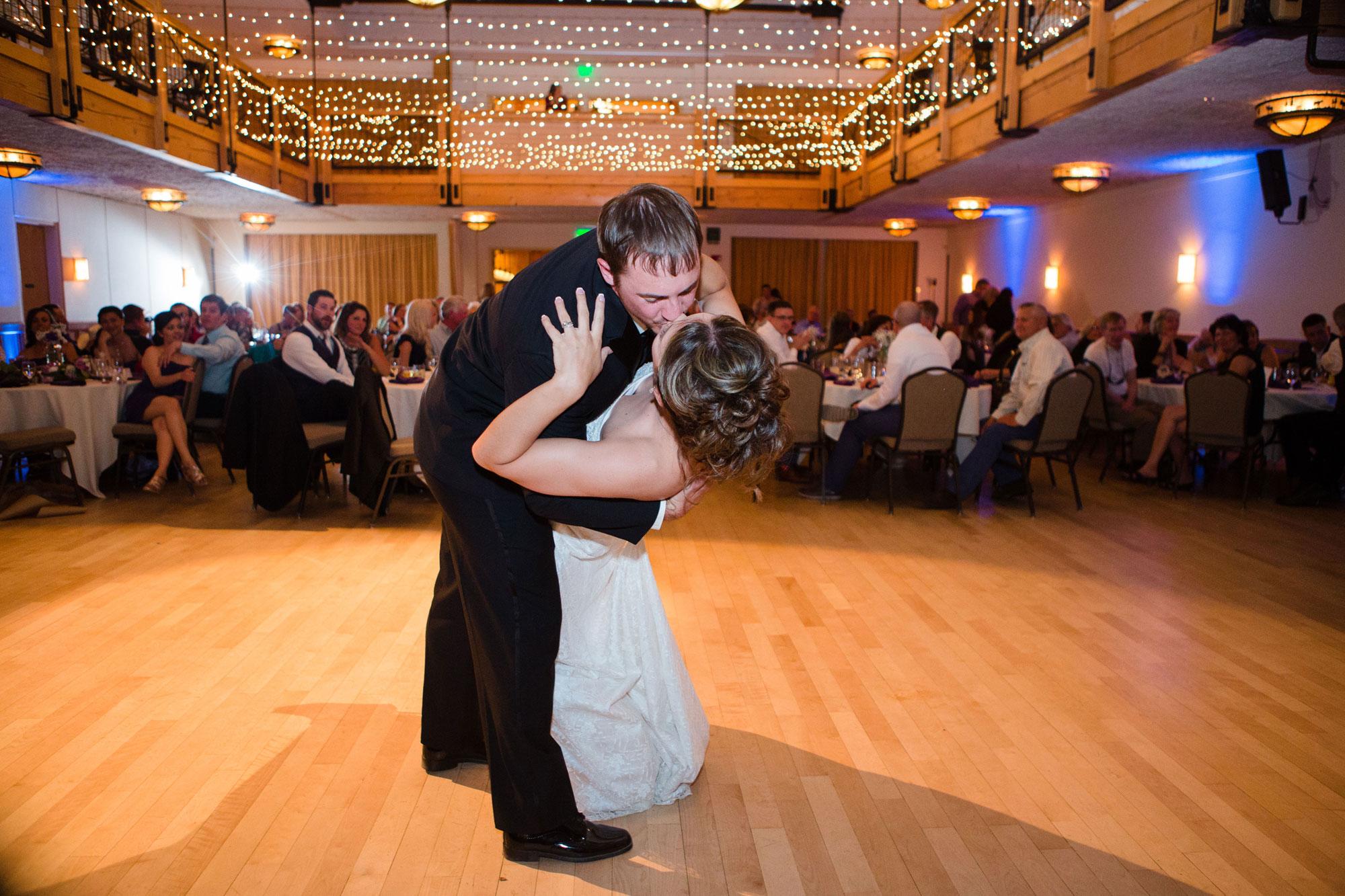 A Mountain Wedding at the Silverthorne Pavilion