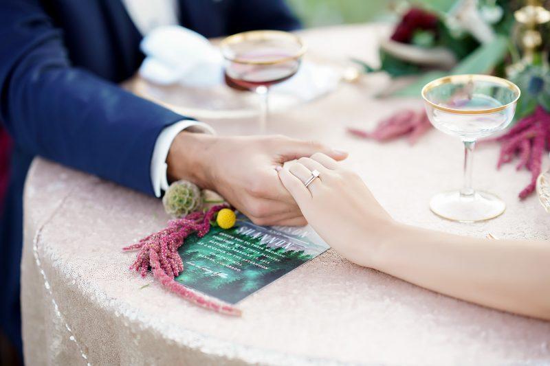 Brainard Lake Rocky Mountain Wedding Inspiration, Colorado