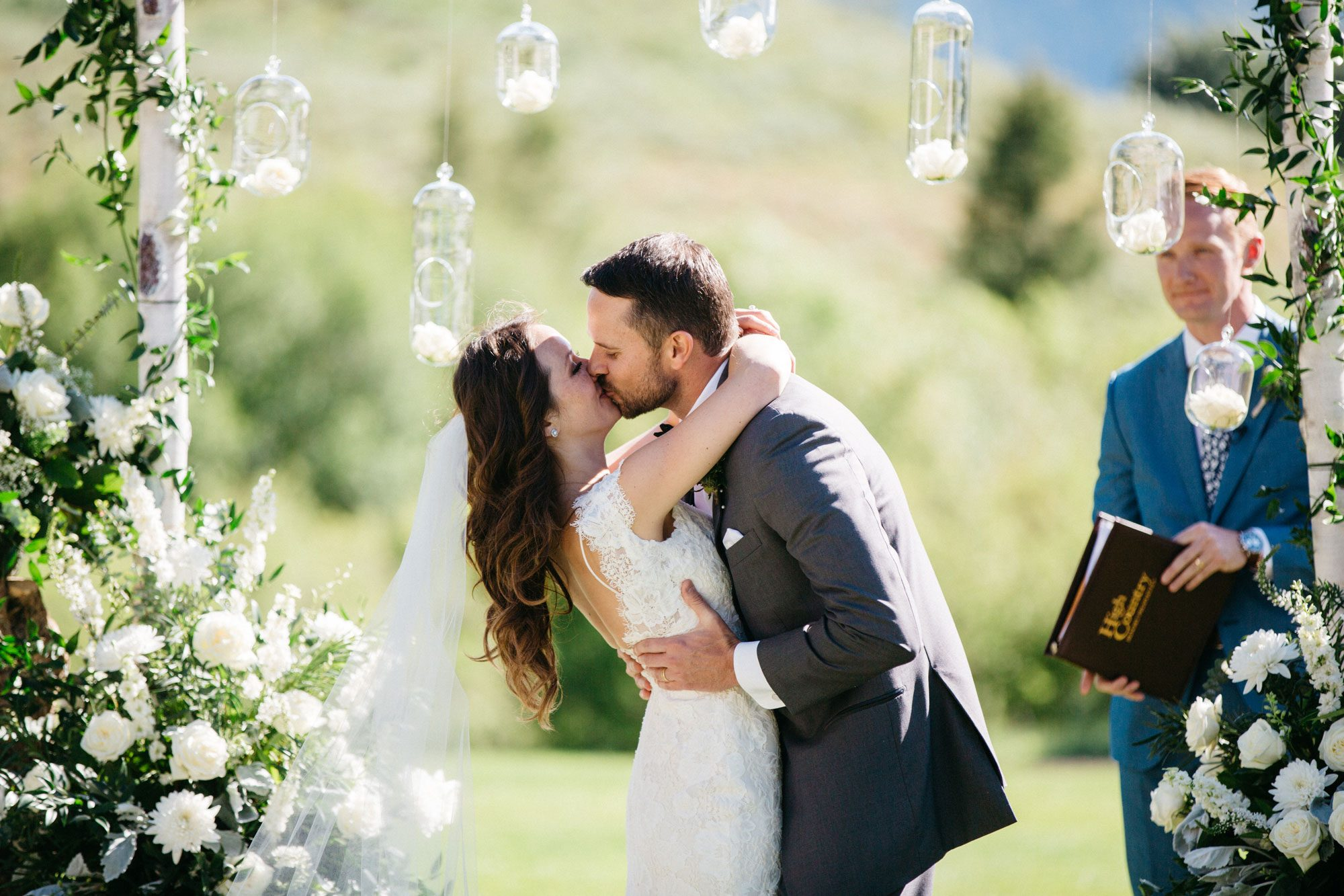 A Cabin Wedding in the Mountains, Sun Valley Idaho