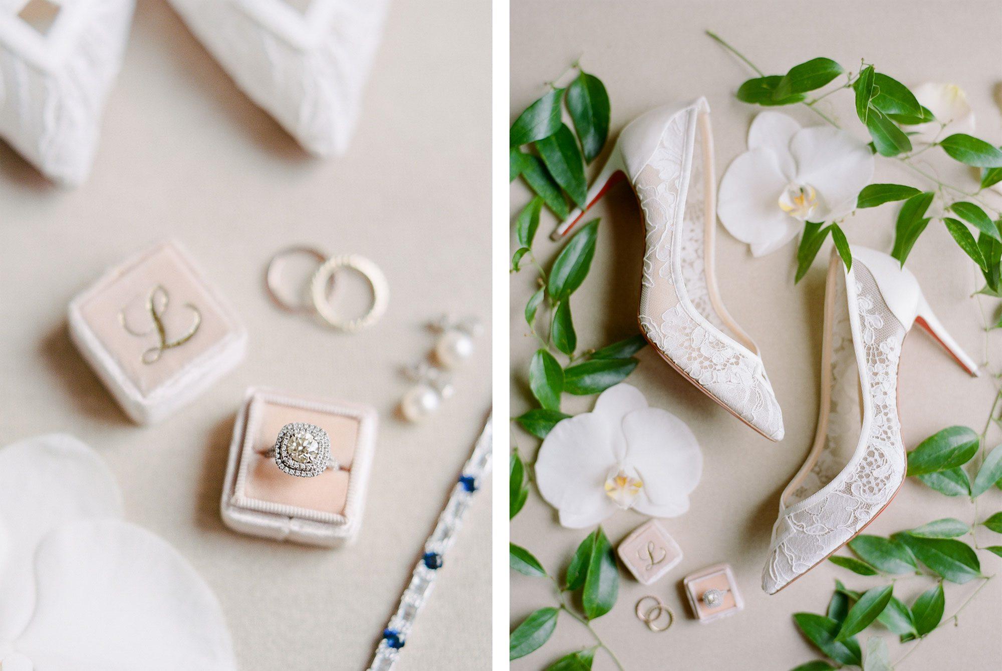 Details - A Black Tie Rocky Mountain Destination Wedding