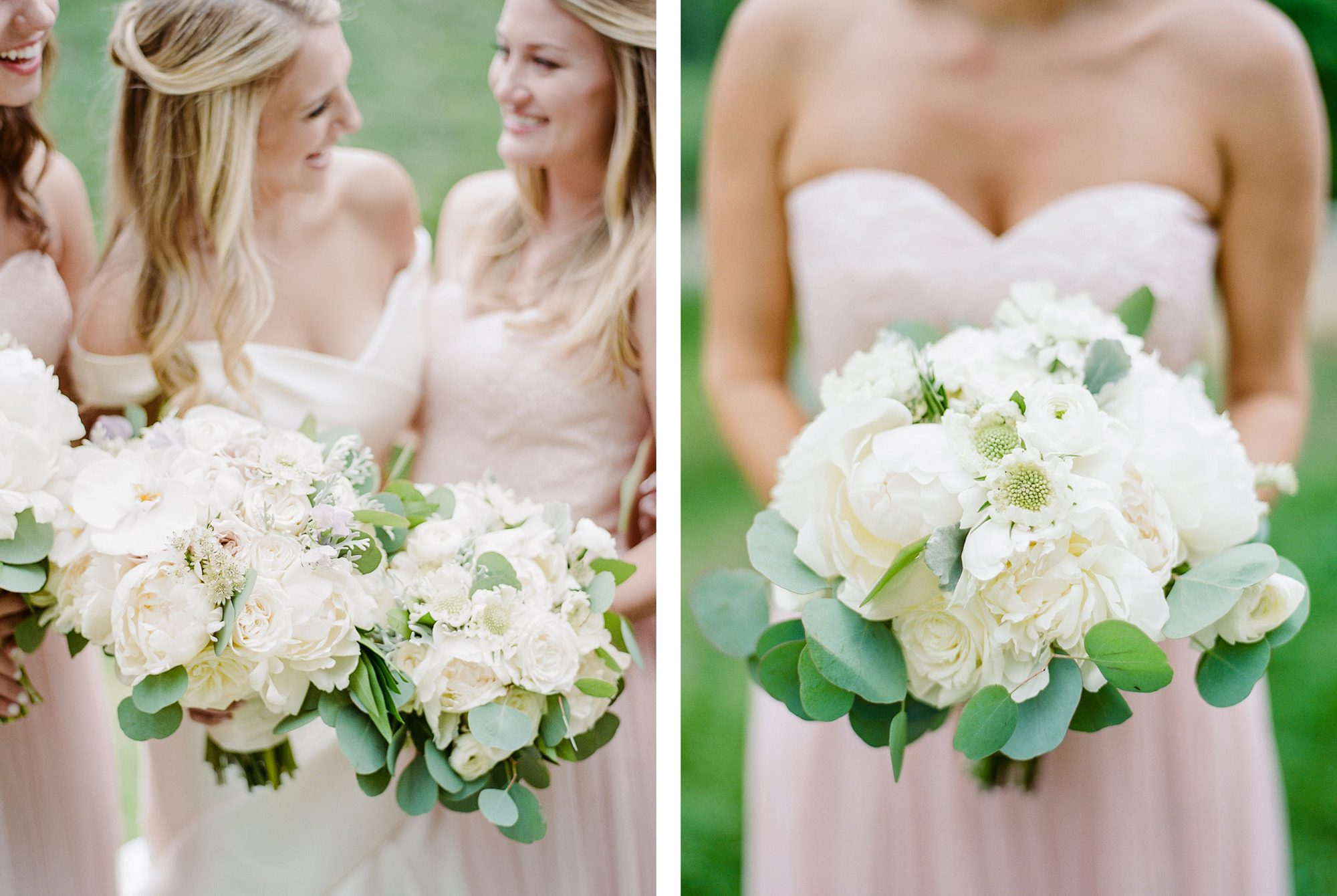 Bridesmaid - A Black Tie Rocky Mountain Destination Wedding