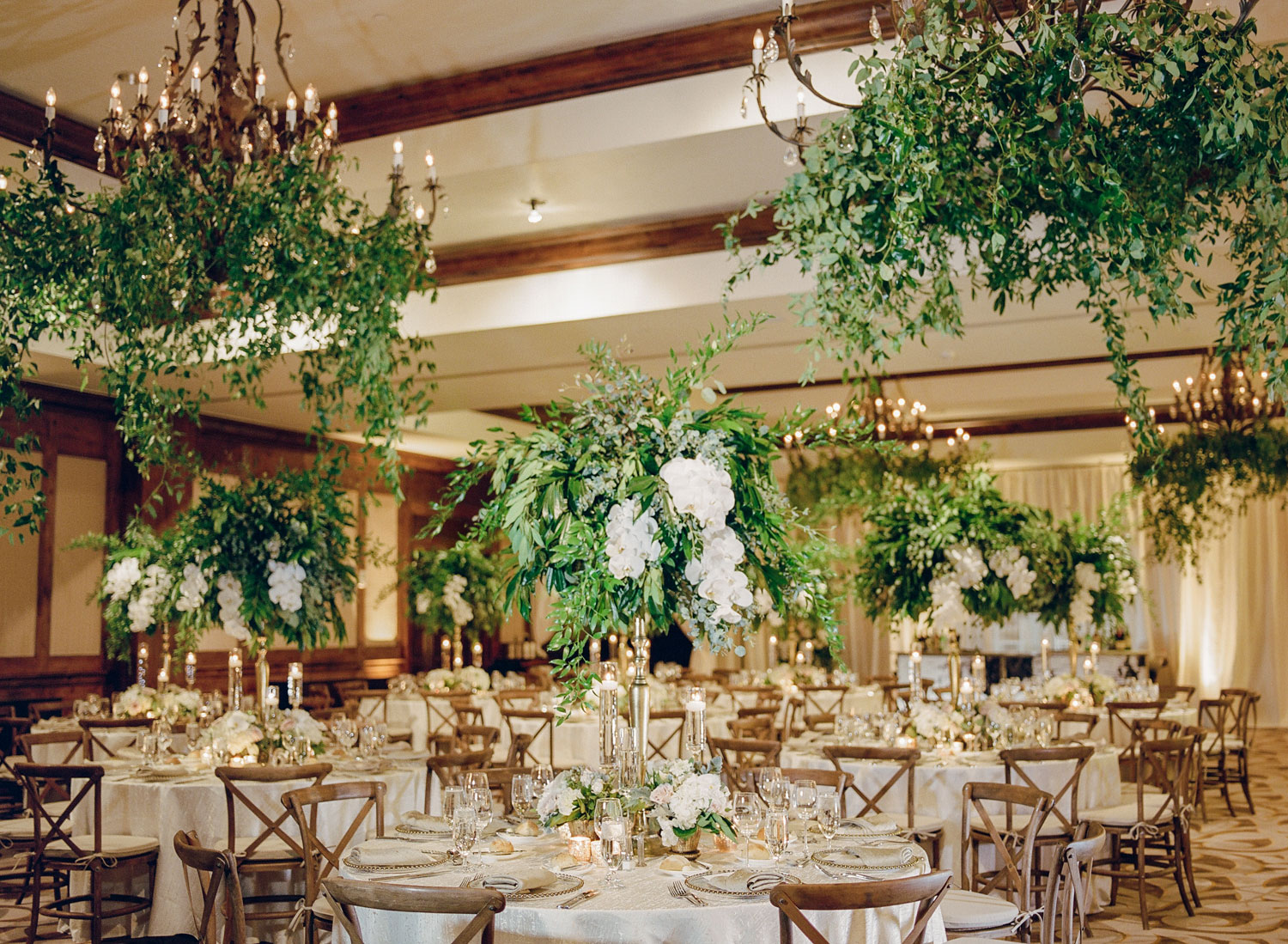 A Black Tie Reception in Beaver Creek, Colorado