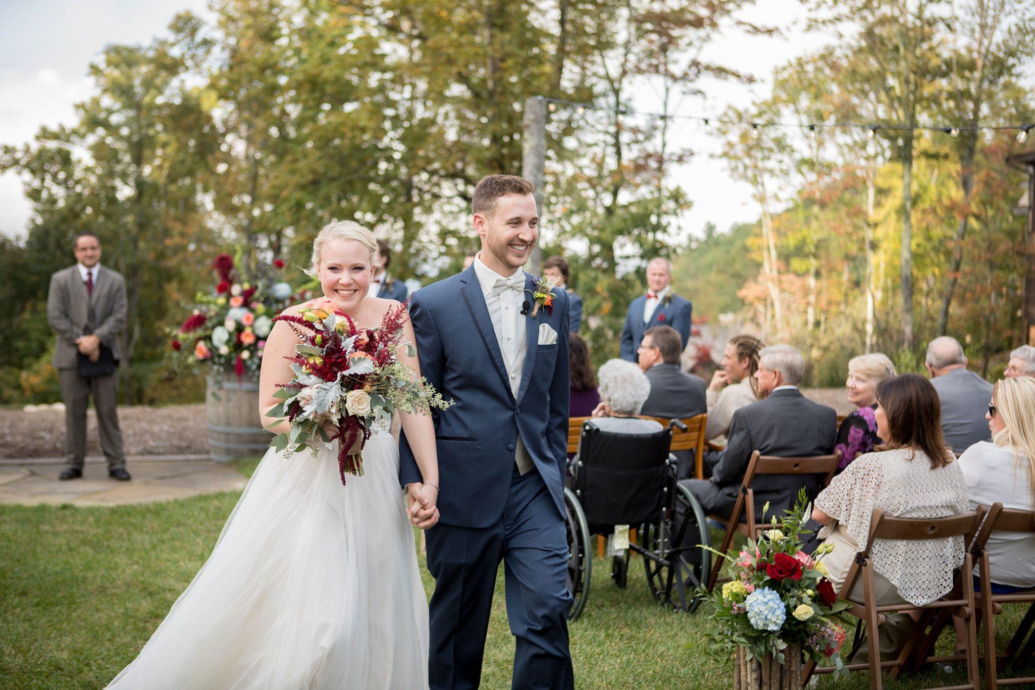 Bliss after I Do - Blue Ridge Mountain Wedding, North Carolina