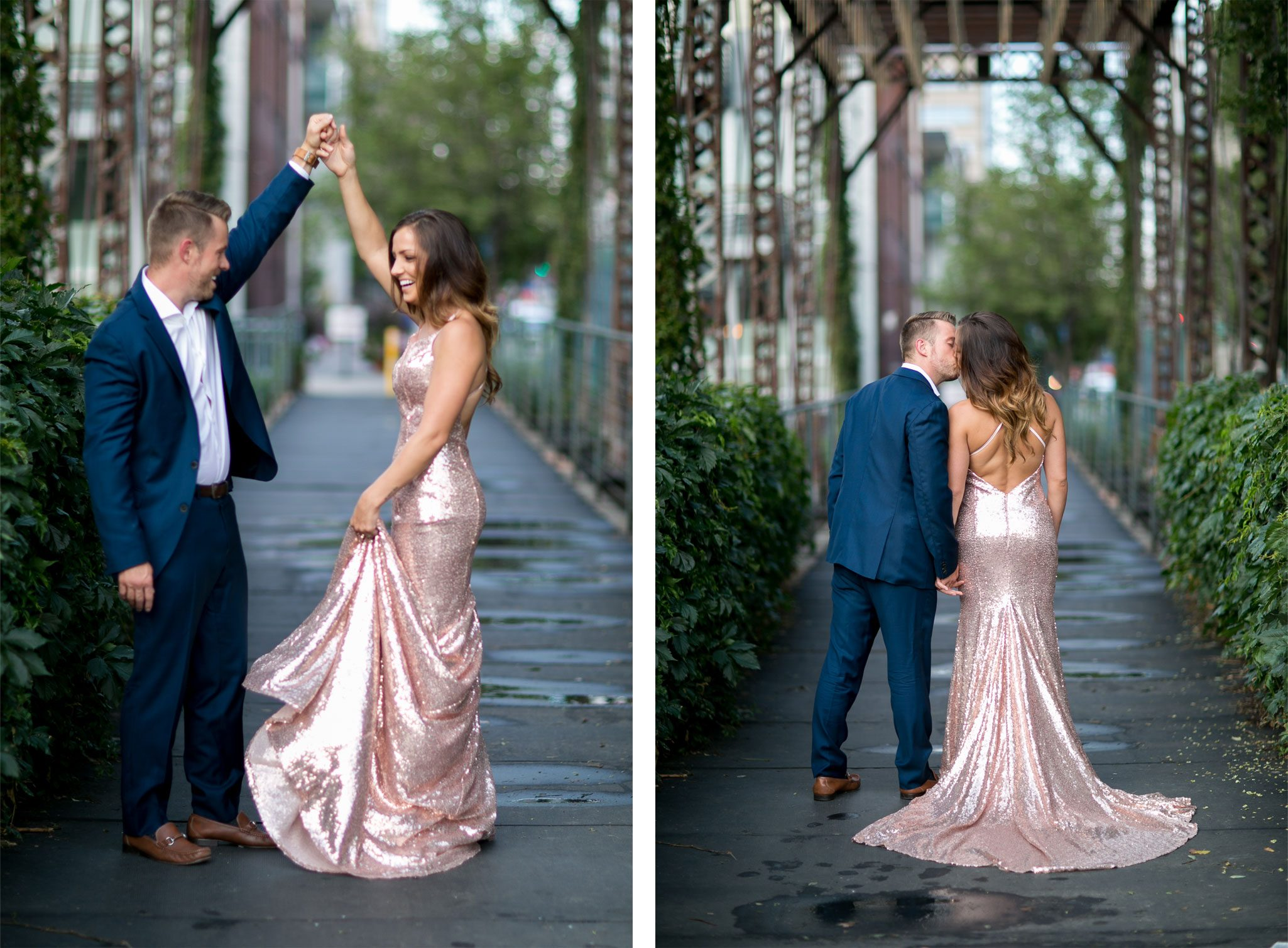 A Romantic Denver Engagement Session