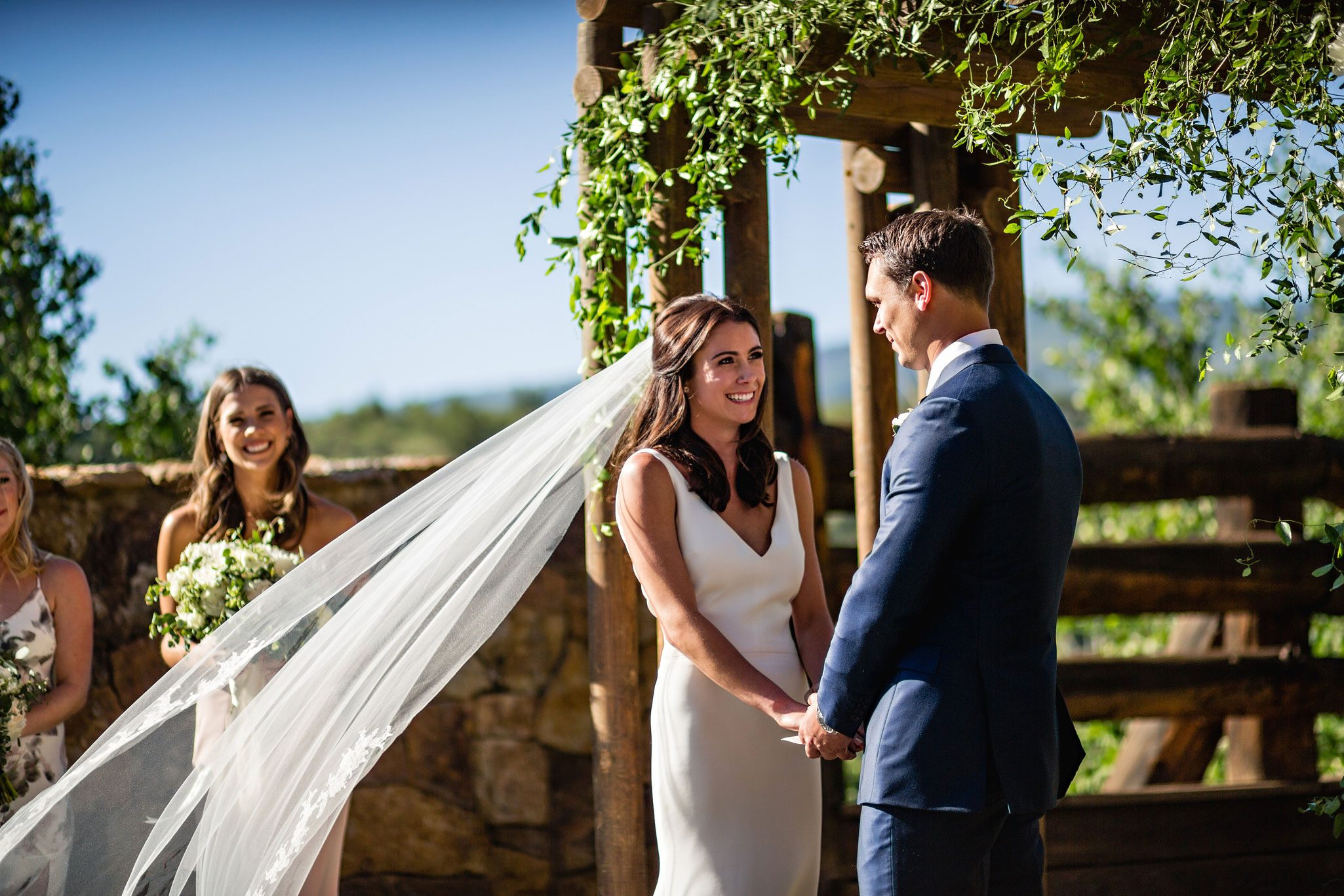 A Rocky Mountain Wedding at the Ritz Carlton Bachelor Gulch, Colorado