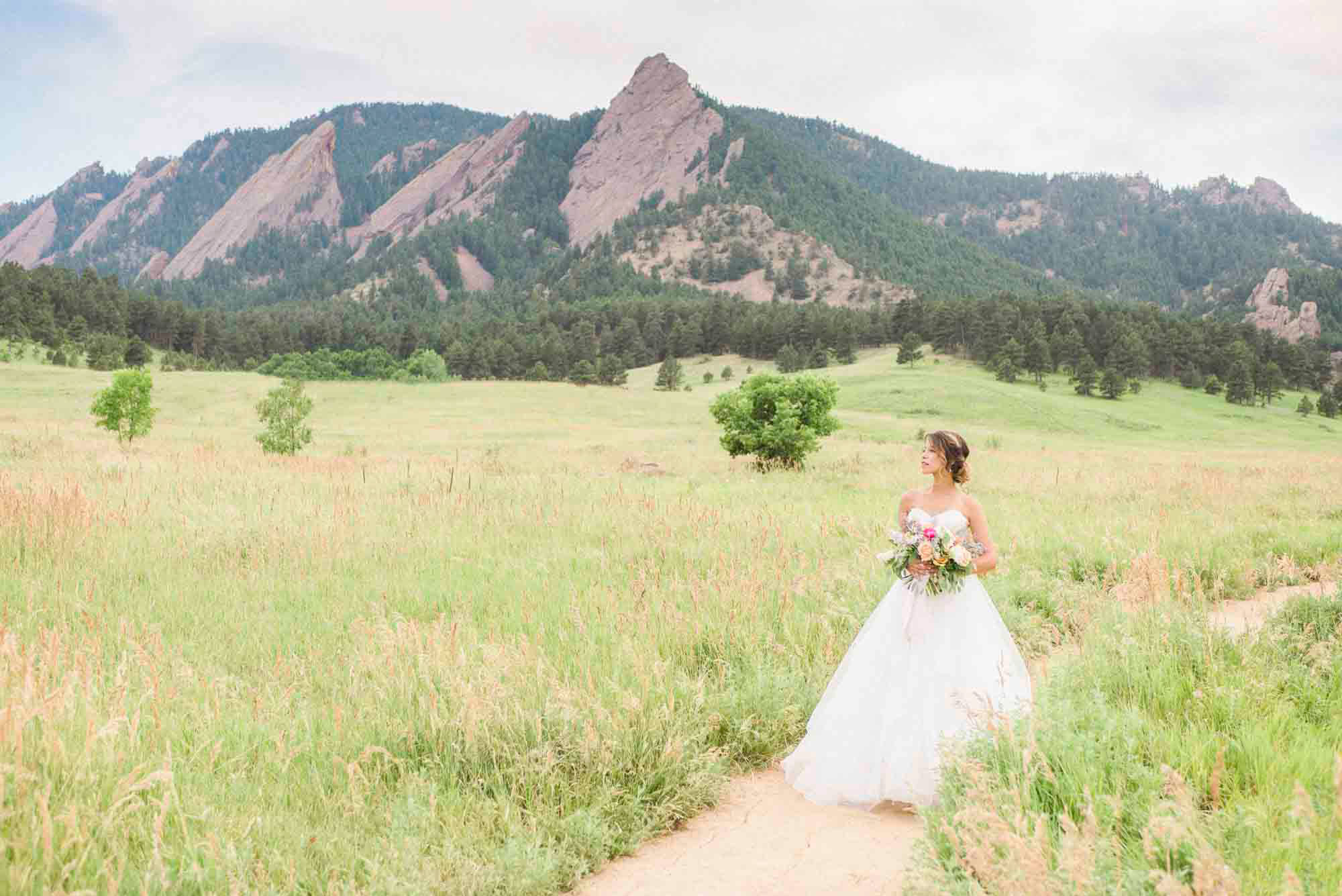 Wedding Inspiration for the Colorado Mountain Bride