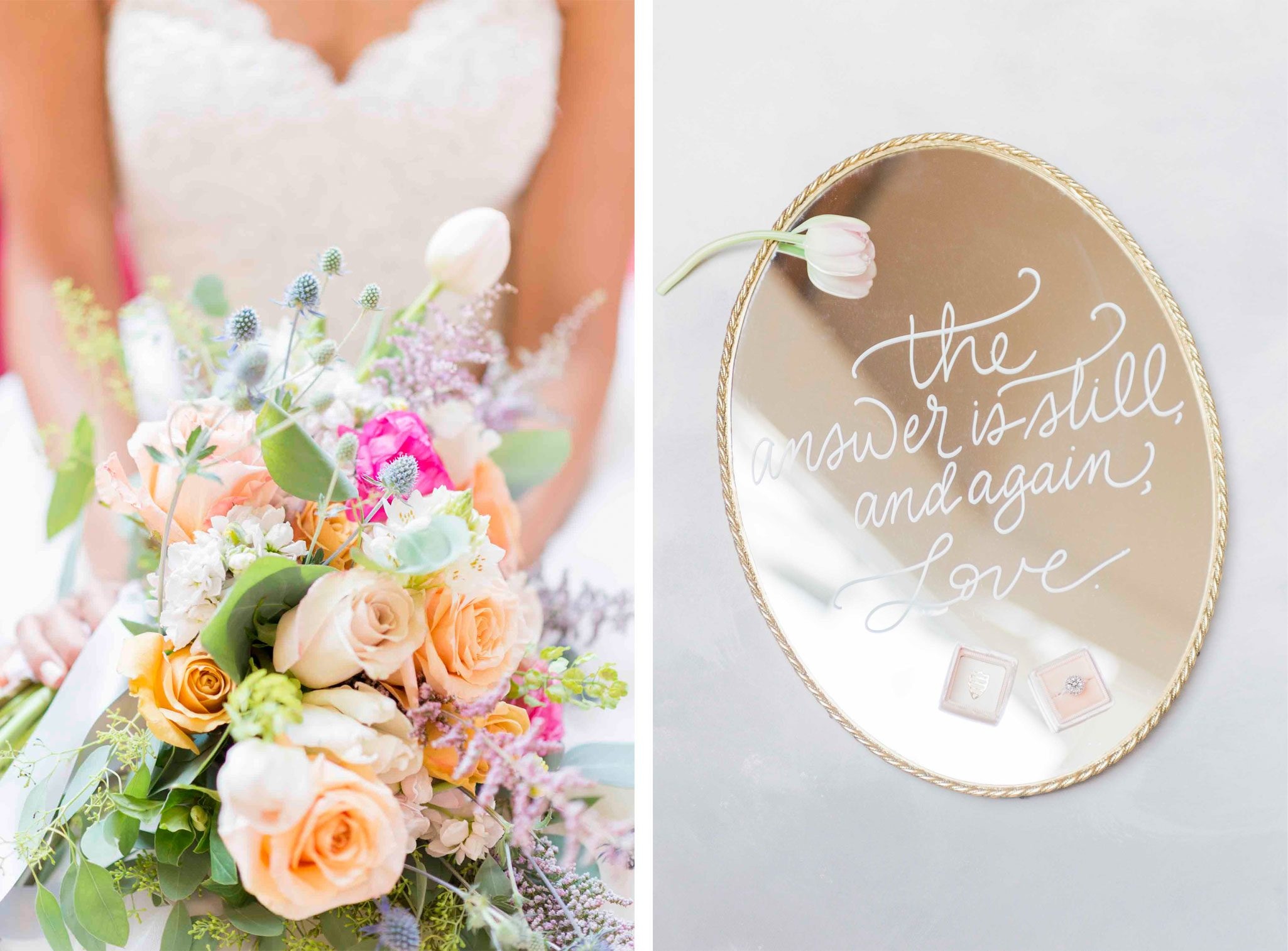 Soft & Organic Inspiration for the Mountain Bride