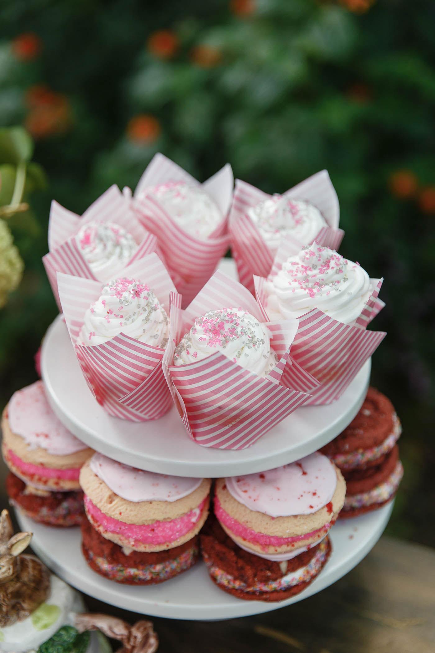 Dessert | Spring Garden Wedding