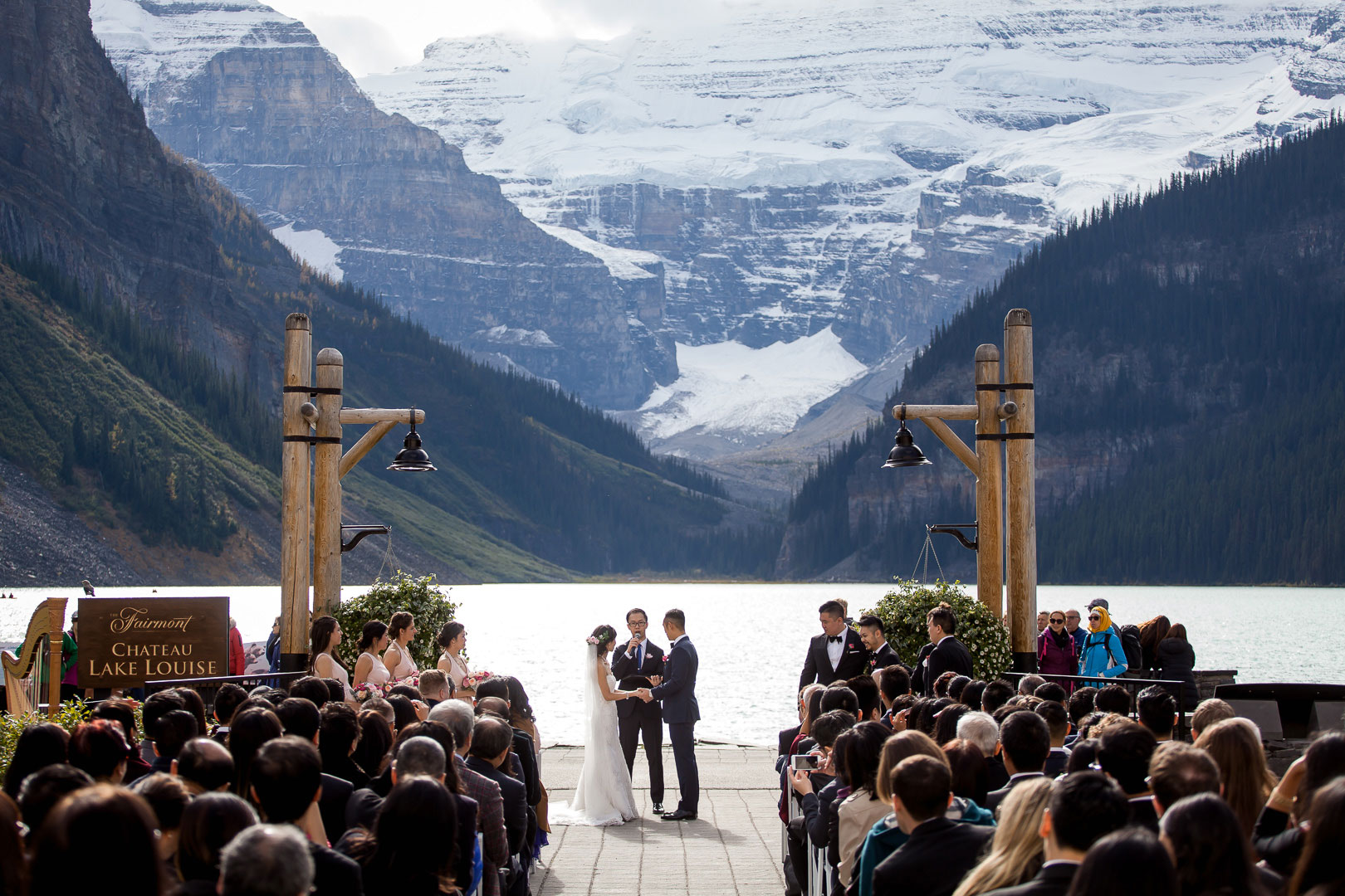 Canada Wedding in Banff