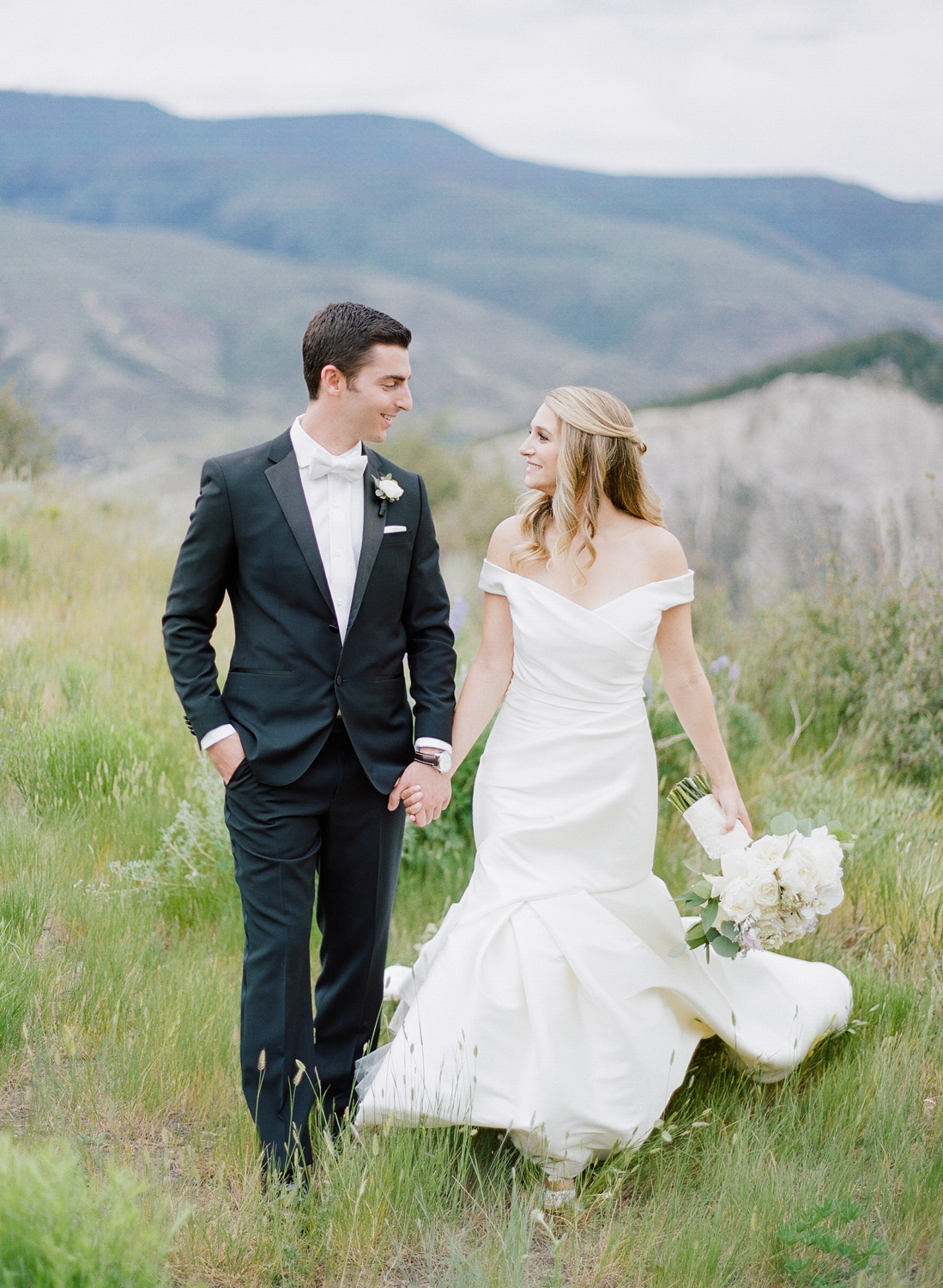 A Luxe Rocky Mountain Wedding, Colorado