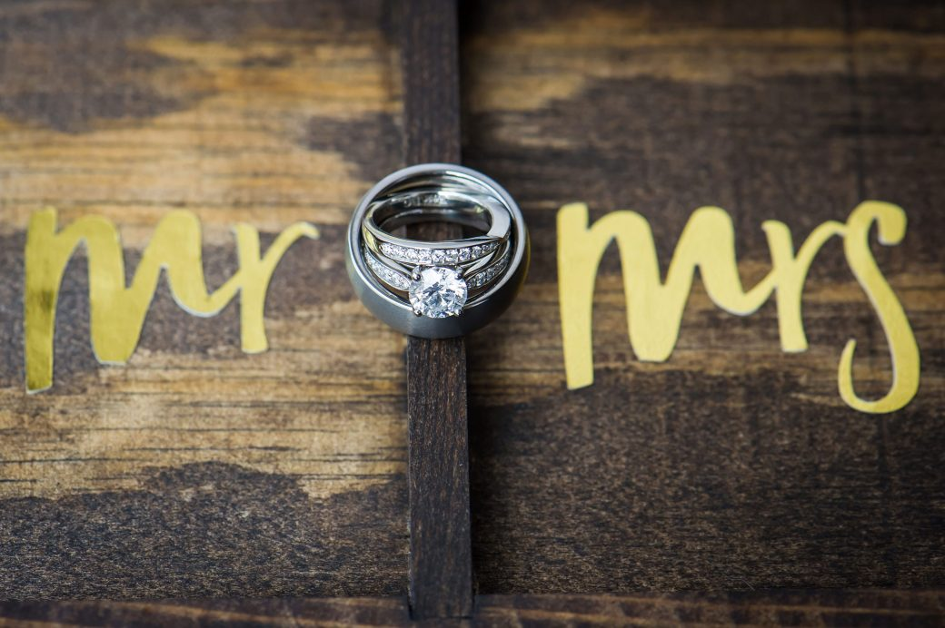 A simple Southern Wedding in Downtown Denver, Colorado