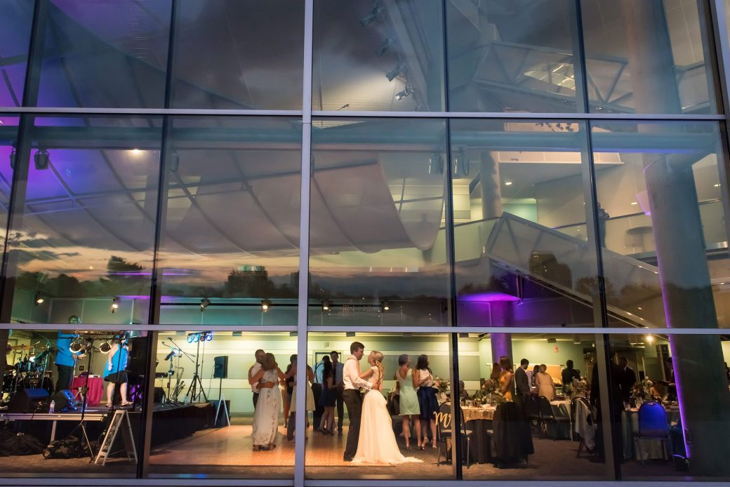 Wedding at The Denver Museum of Nature and Science
