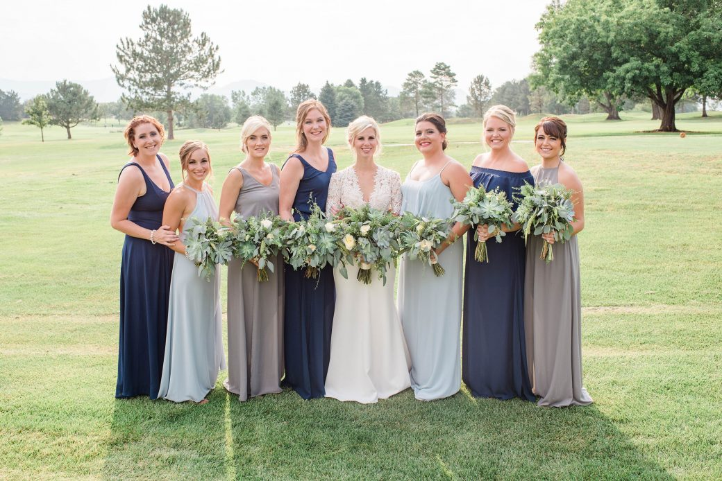 A Romantic outdoor wedding in Denver, Colorado