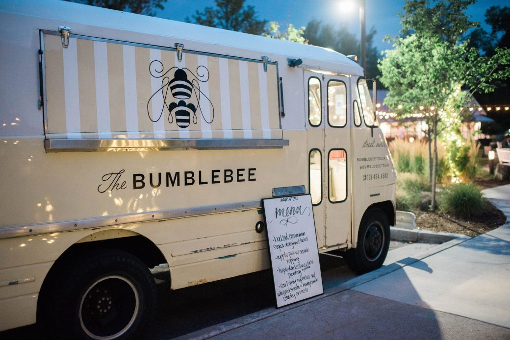 The Bumblebee Dessert Truck