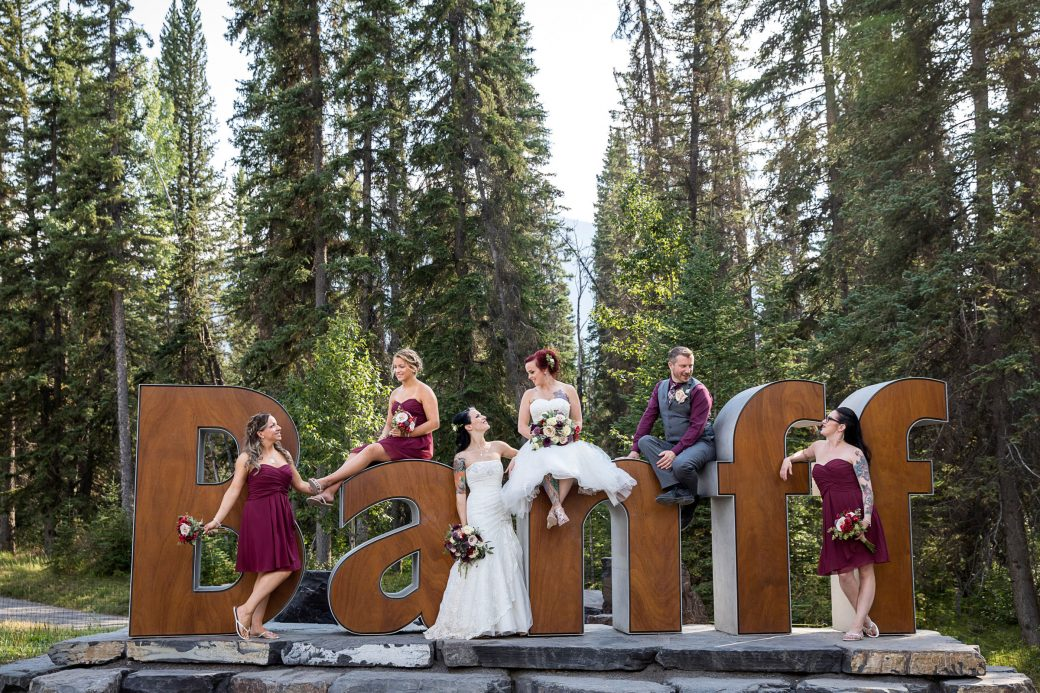 Banff | A Same-Sex Wedding in the Canadian Rockies