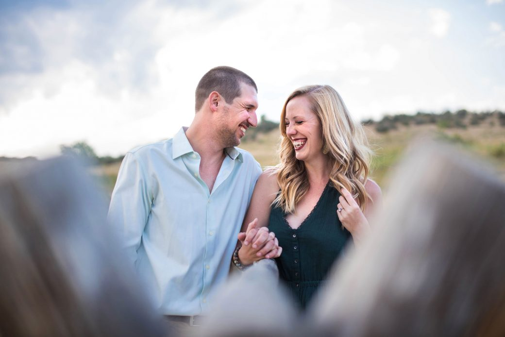 A fun Engagement Session in Colorado