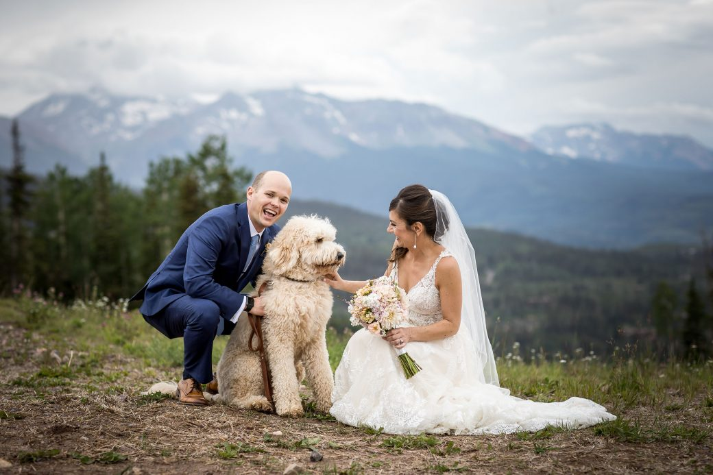A Mountain Destination Wedding in Telluride, Colorado