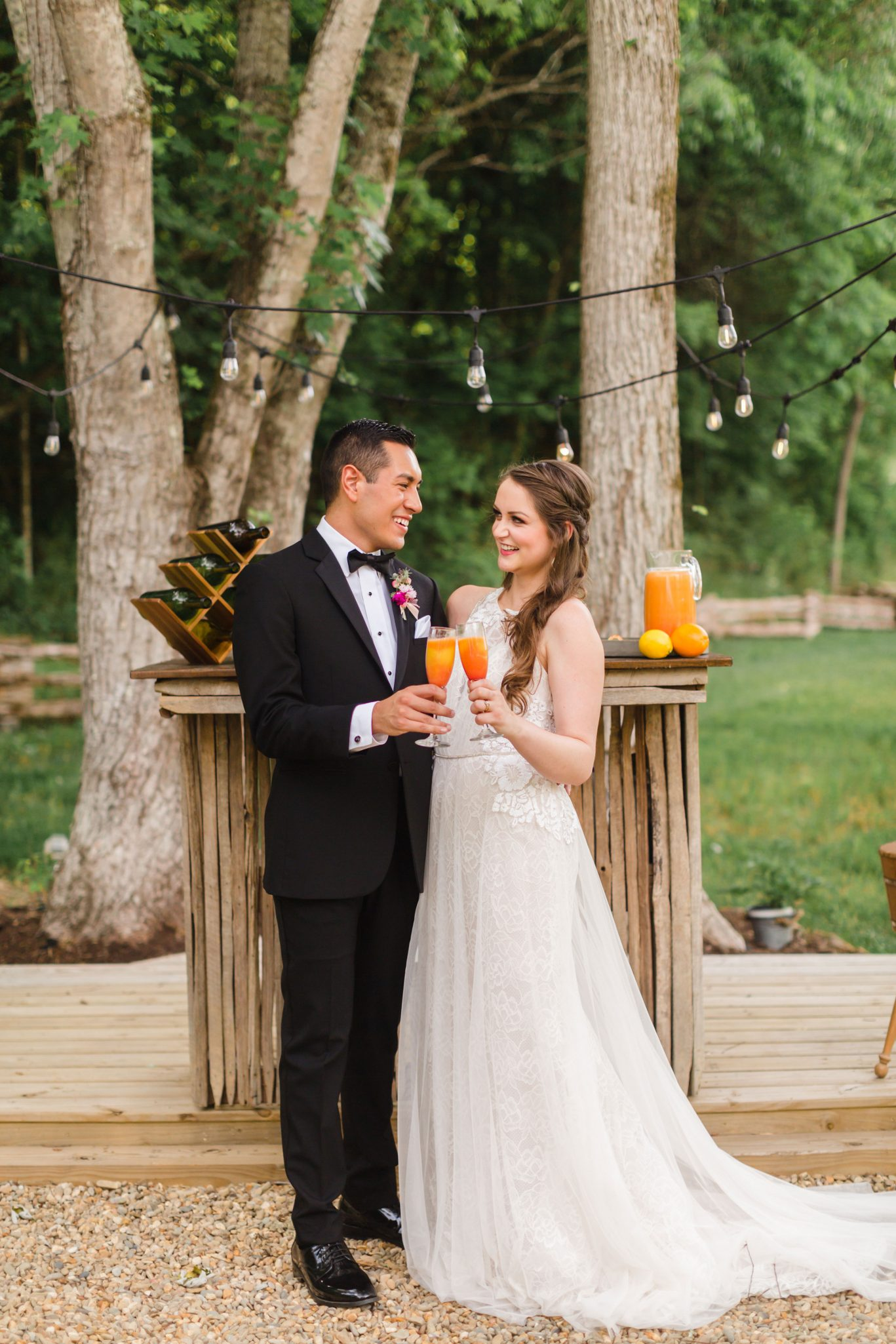 A Romantic Spring Mountain Styled Shoot in Tennessee