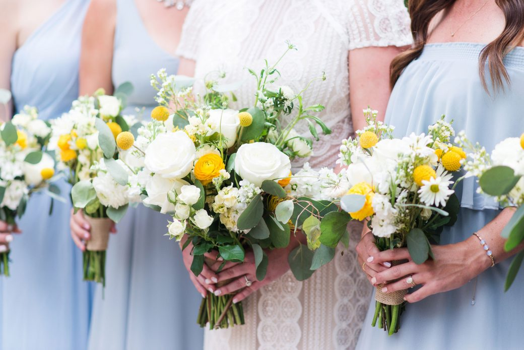 Wildflowers | A Mountain Destination Wedding in Vail, Colorado