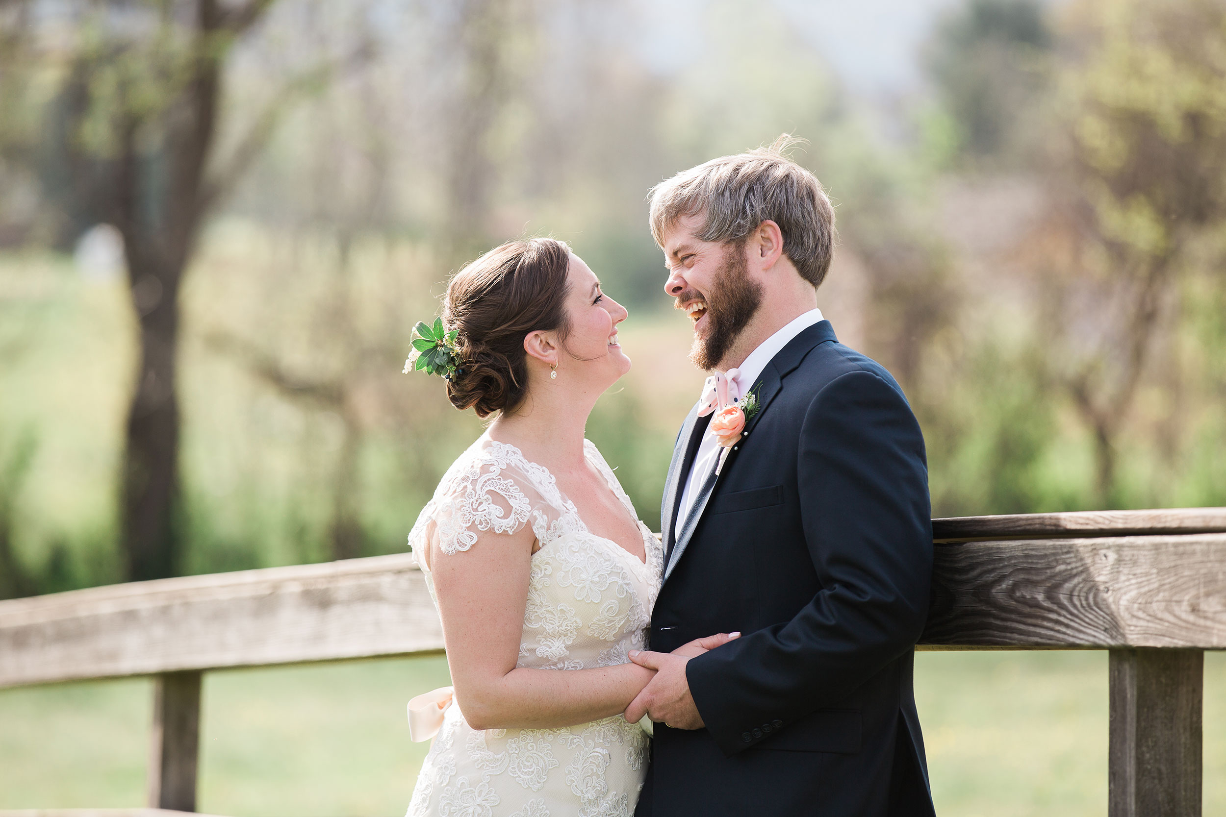 A Sophisticated Bluegrass & Craft Beer Mountain Wedding in Asheville