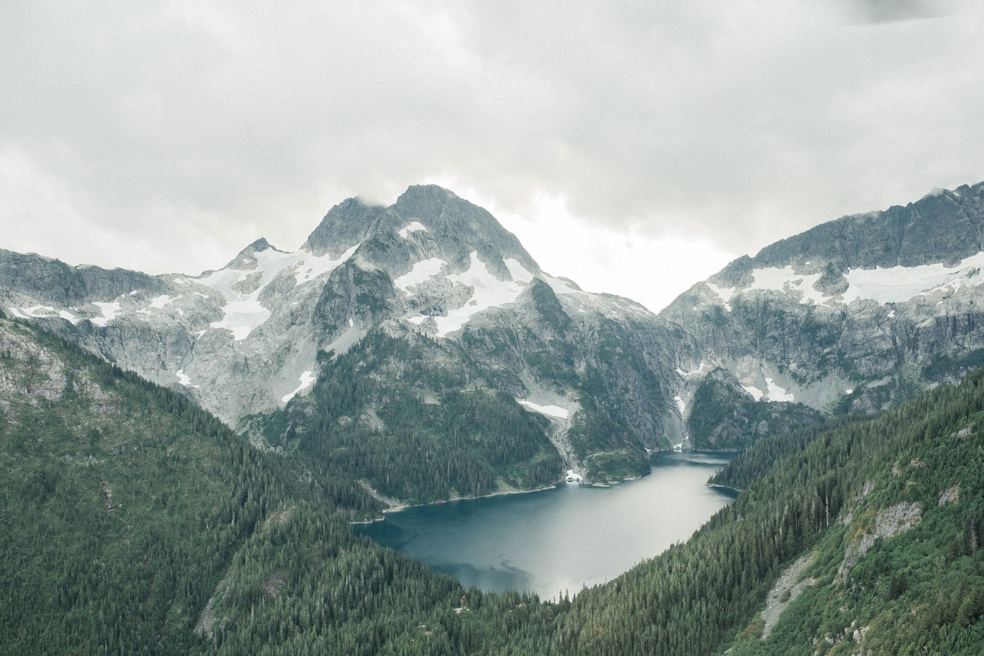 Epic Mountain Helicopter Elopement in Squamish, BC, CA | Luxe Mountain Weddings