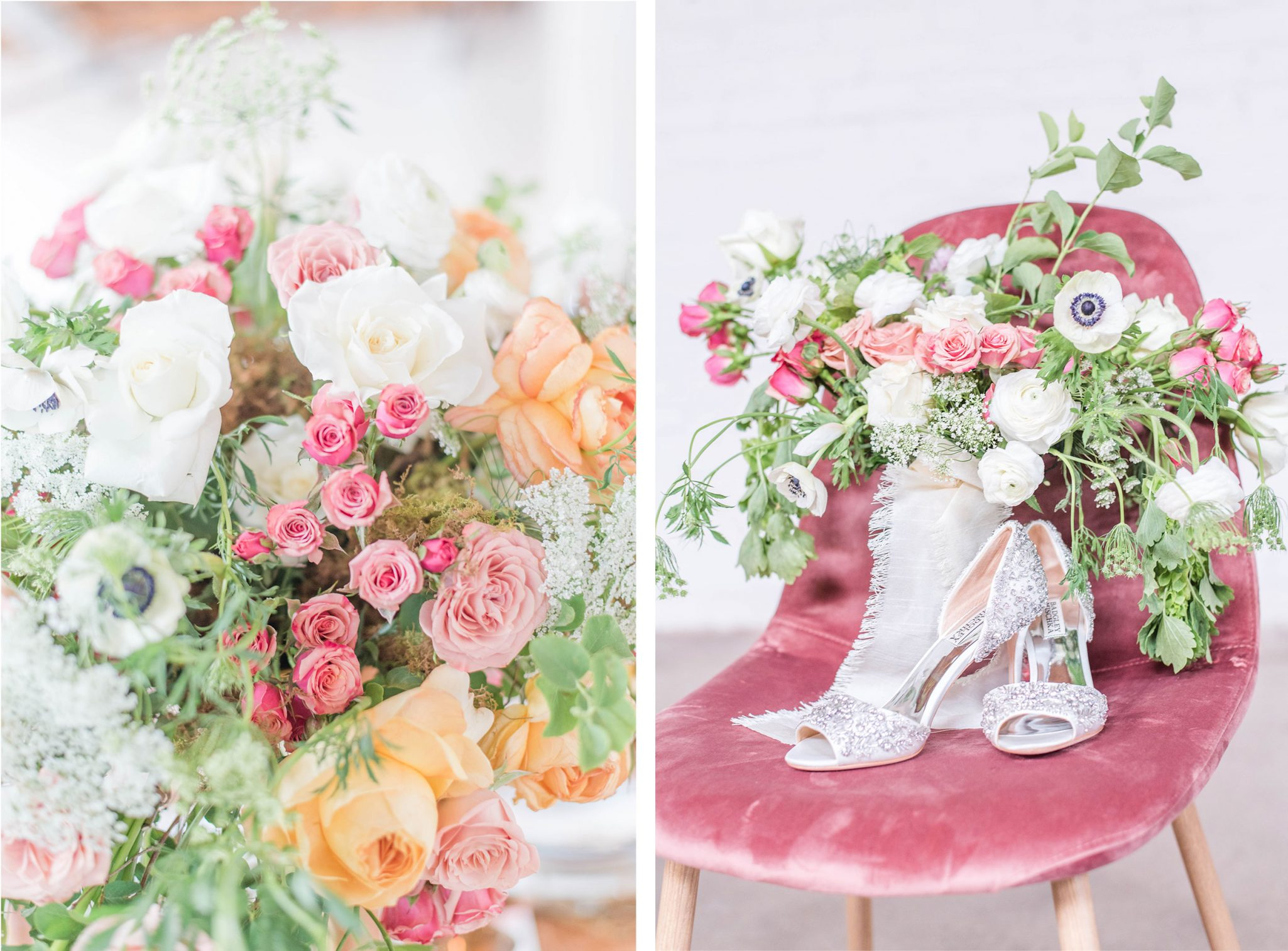 Bouquet | A Pretty Bridal Editorial, Denver Colorado