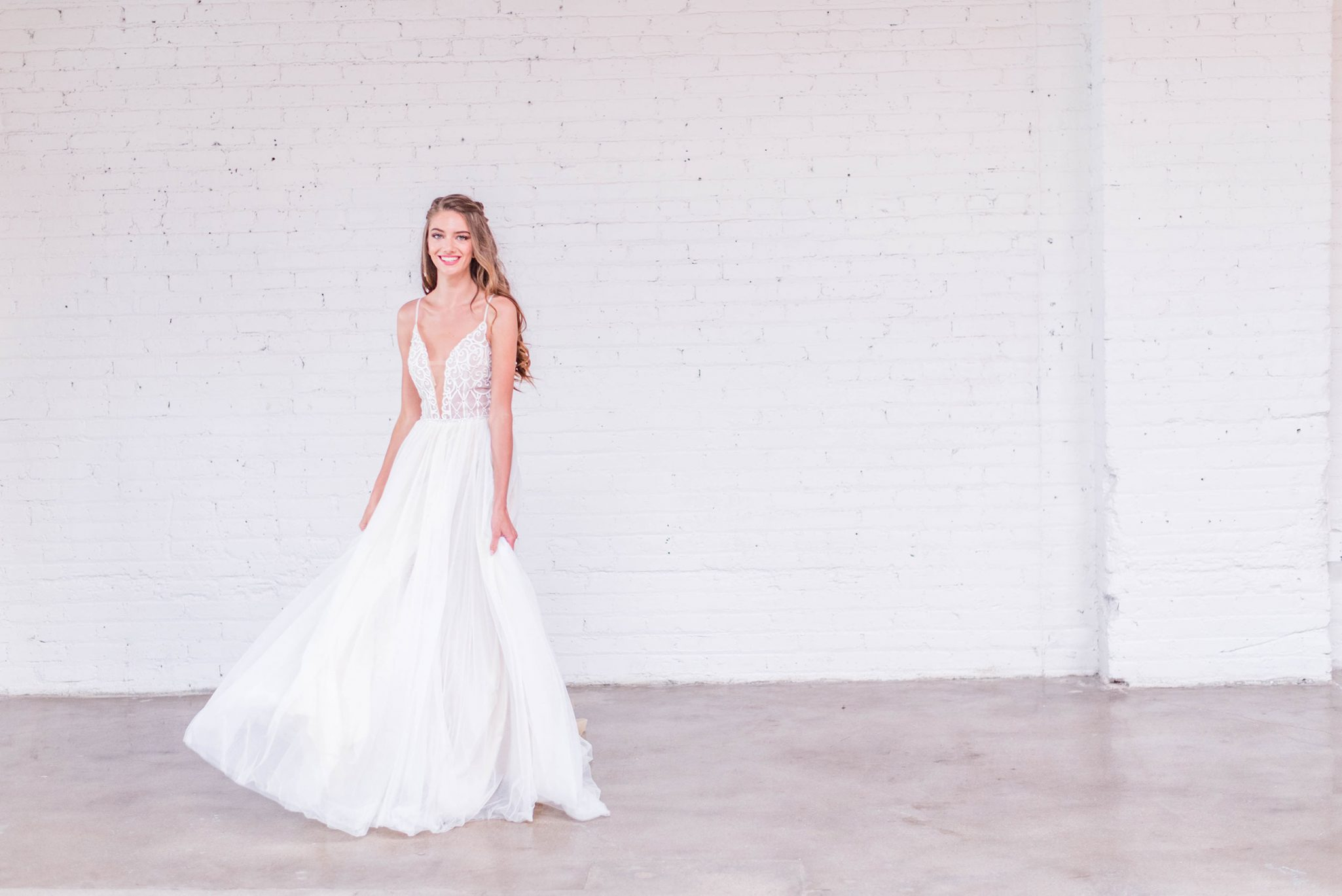 Bride | A Pretty Bridal Editorial, Denver Colorado