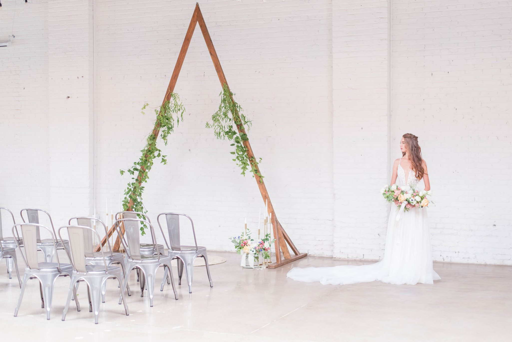 Ceremony | A Pretty Bridal Editorial, Denver Colorado