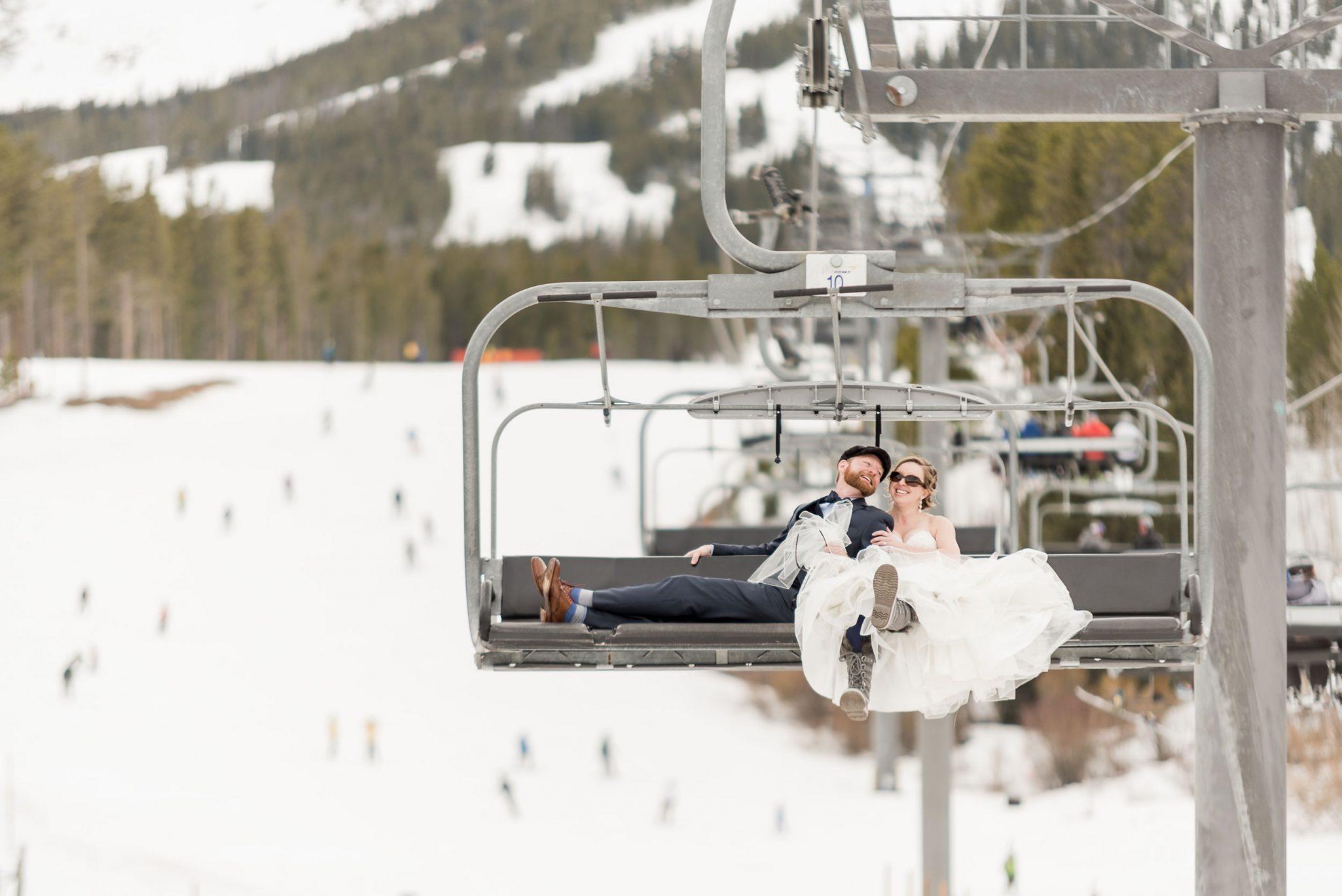 An Intimate Wedding In Breckenridge