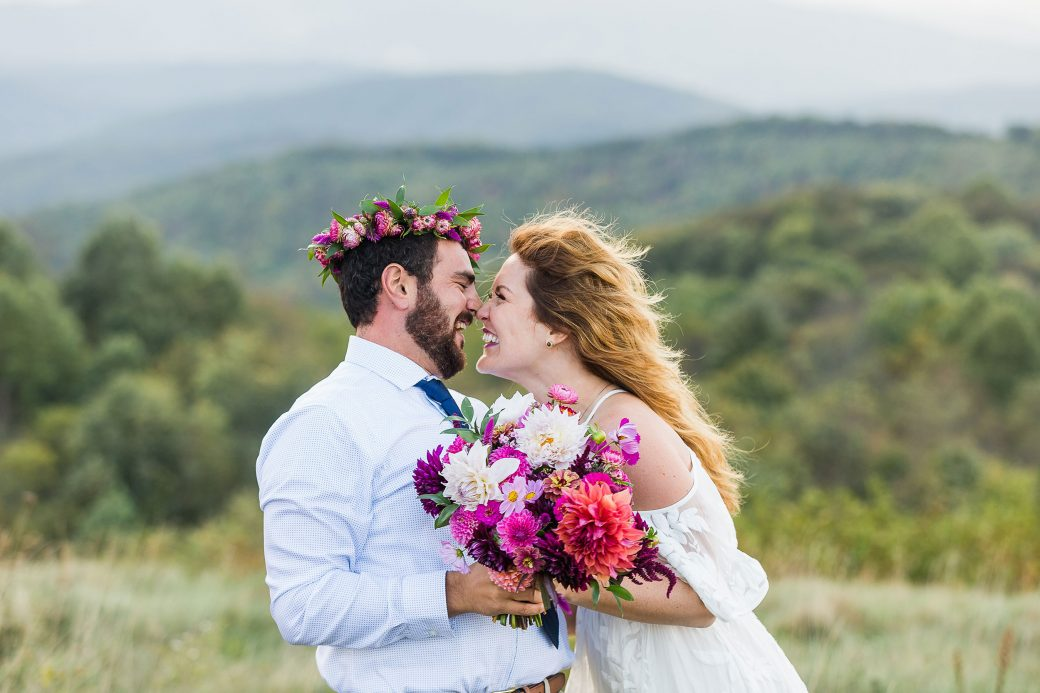 Boho Bliss on a Mountaintop in Asheville, North Carolina
