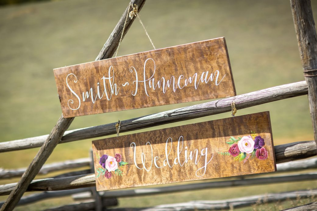 An Autumn mountain wedding in Telluride, Colorado