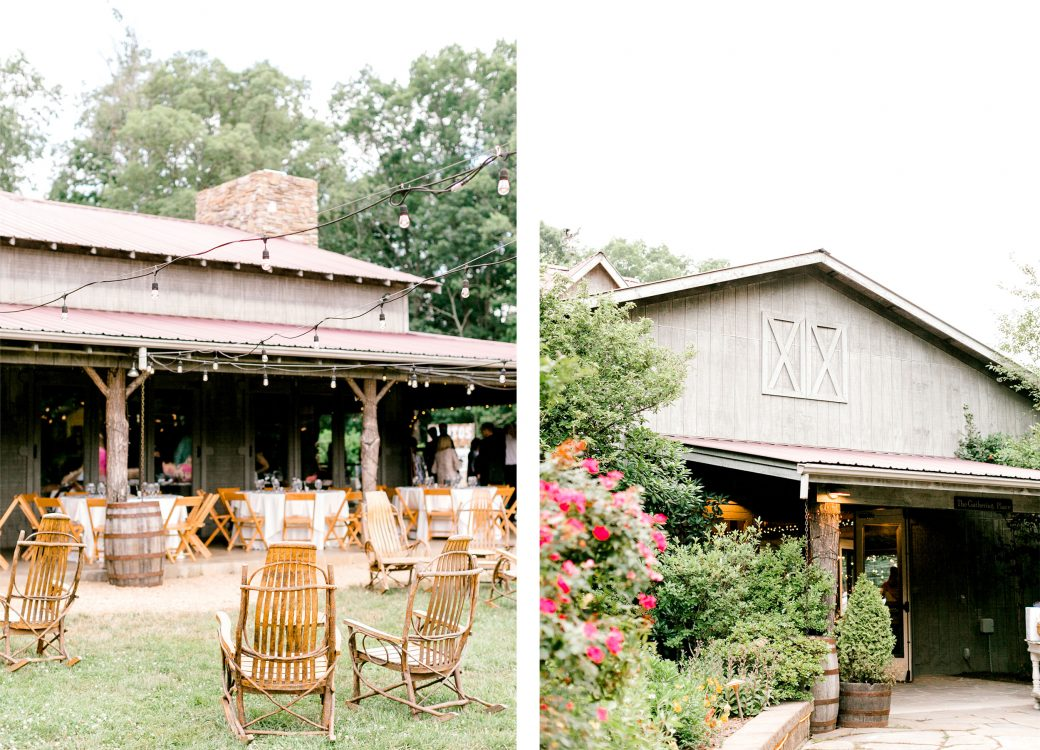 A Floral-Filled Farm Wedding in Asheville