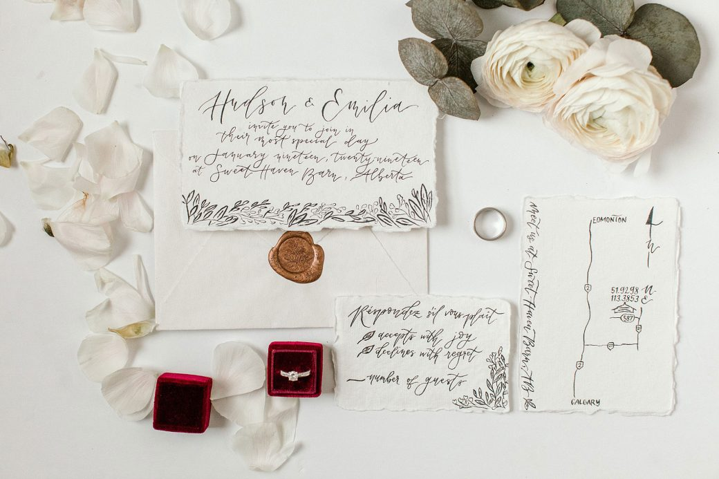 Invitations | Huxley, Alberta