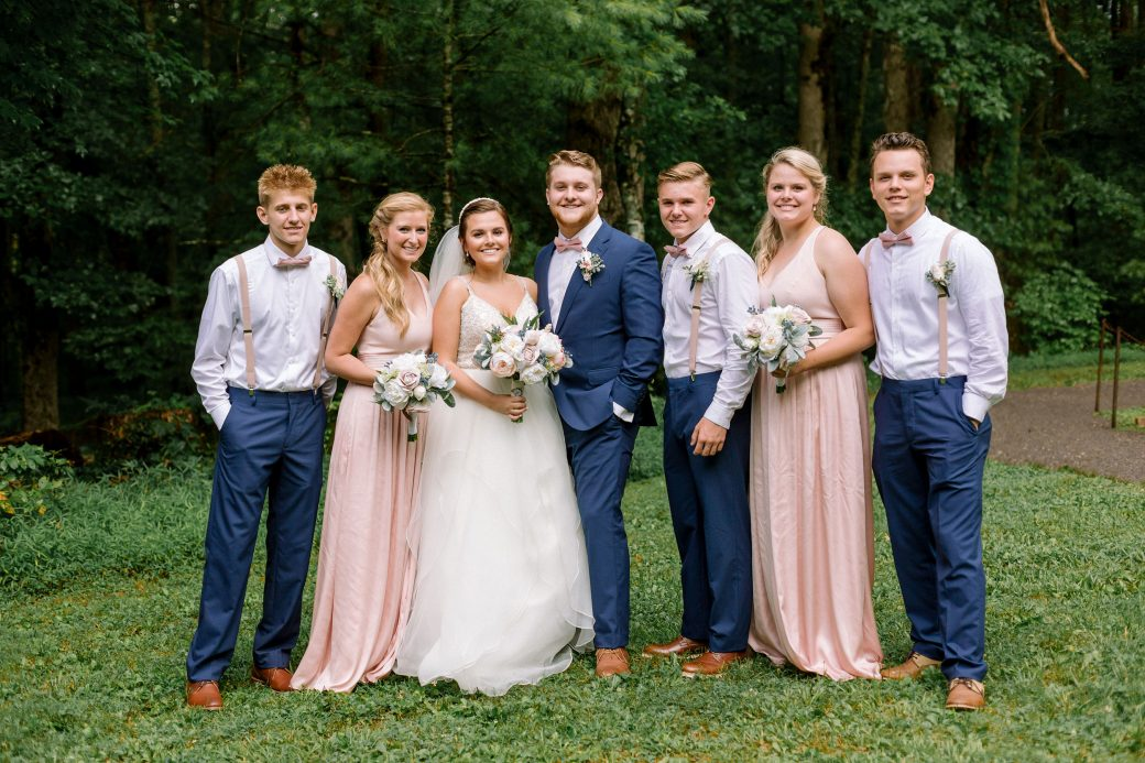Great Smoky Mountains National Park Wedding in Tennessee