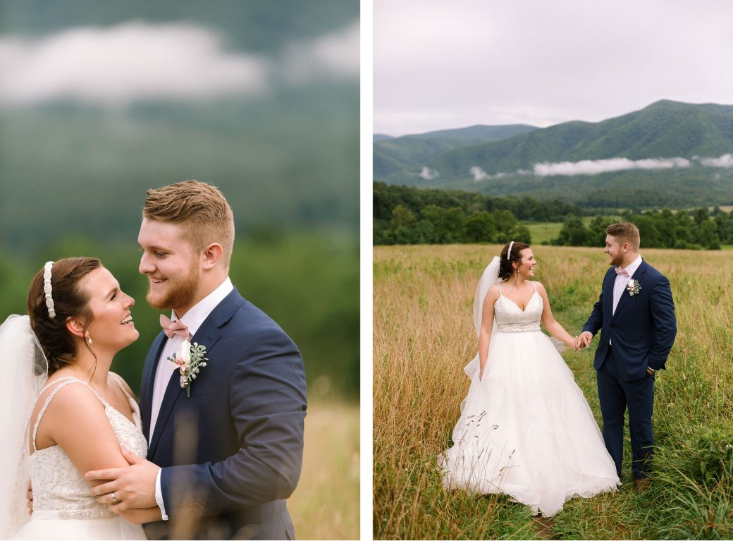 Great Smoky Mountains National Park Wedding