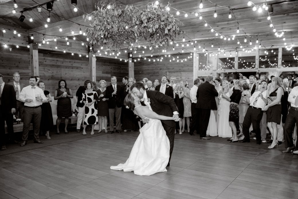 A Romantic Flower Filled Ski Resort Wedding