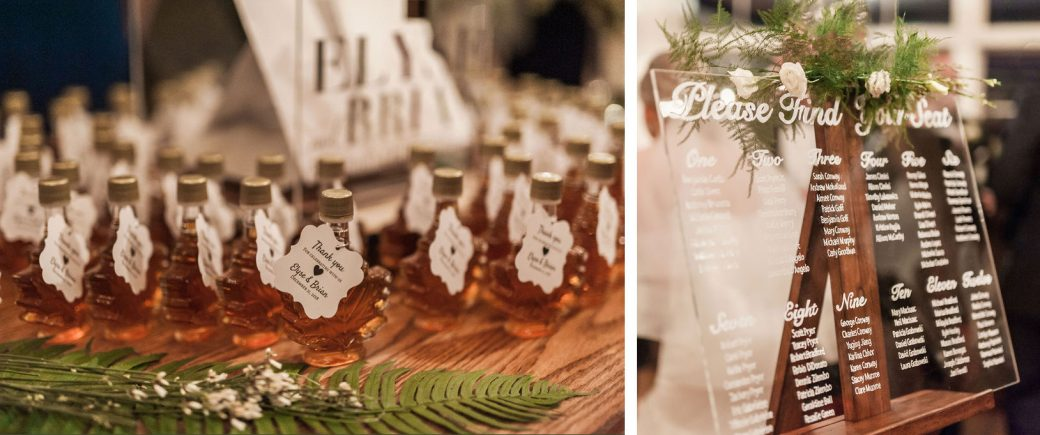 New Years Eve Wedding Reception in Vermont