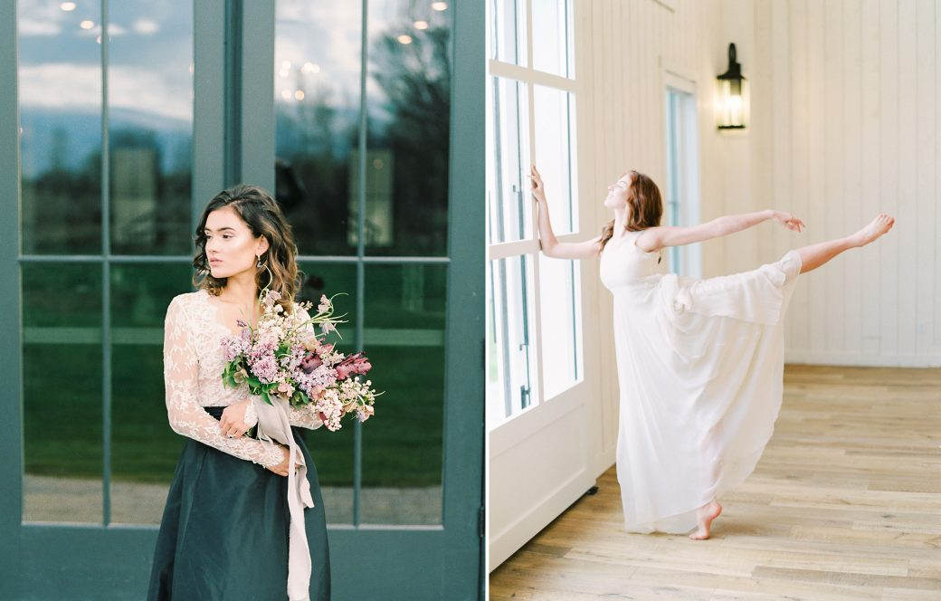 Raw, Earthy Wedding Inspiration Shoot