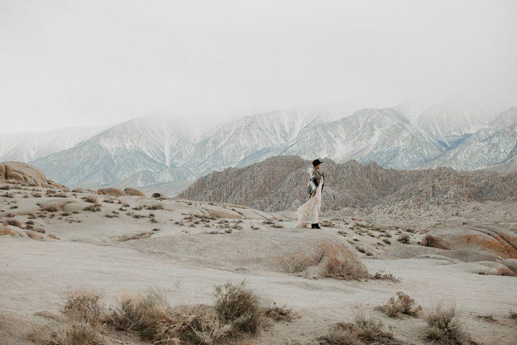 Rugged Boho Inspiration in the Californian High Desert